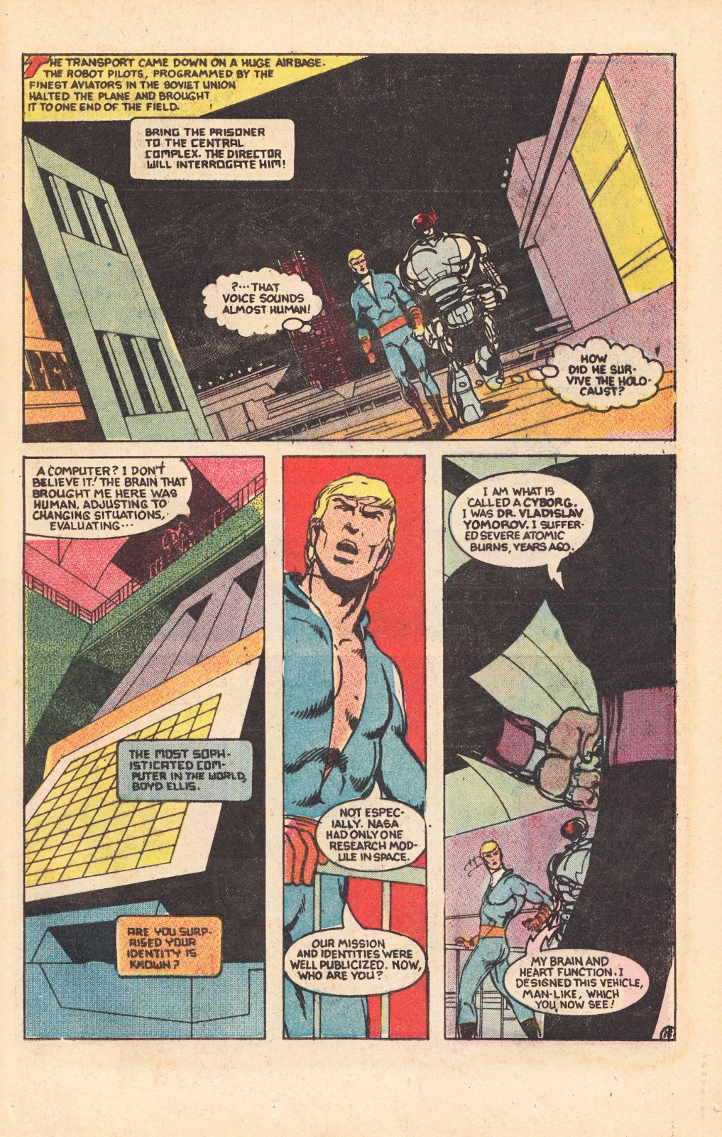 Read online Doomsday   1 (1975) comic -  Issue #8 - 24