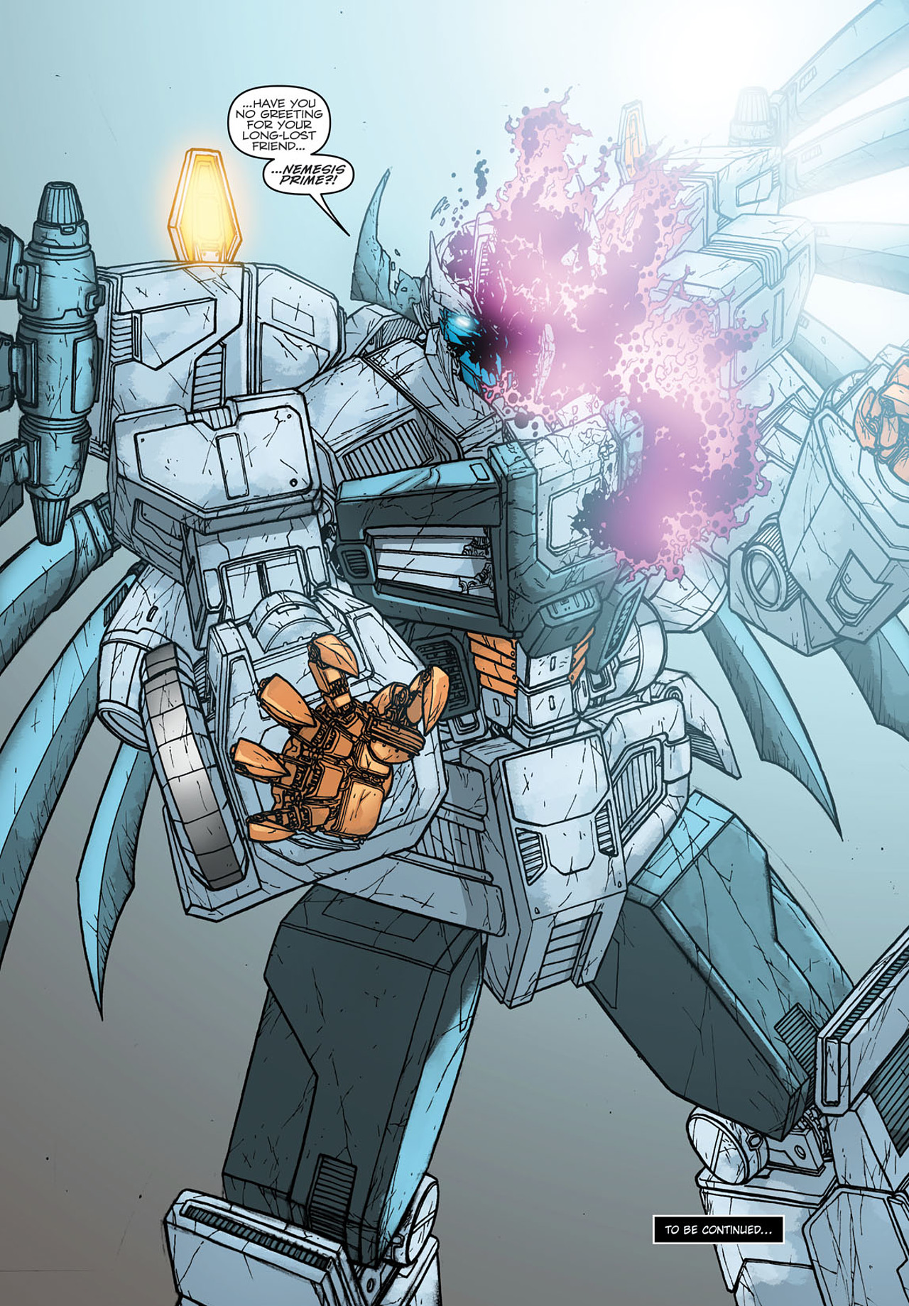 Read online Transformers: Heart of Darkness comic -  Issue #3 - 23