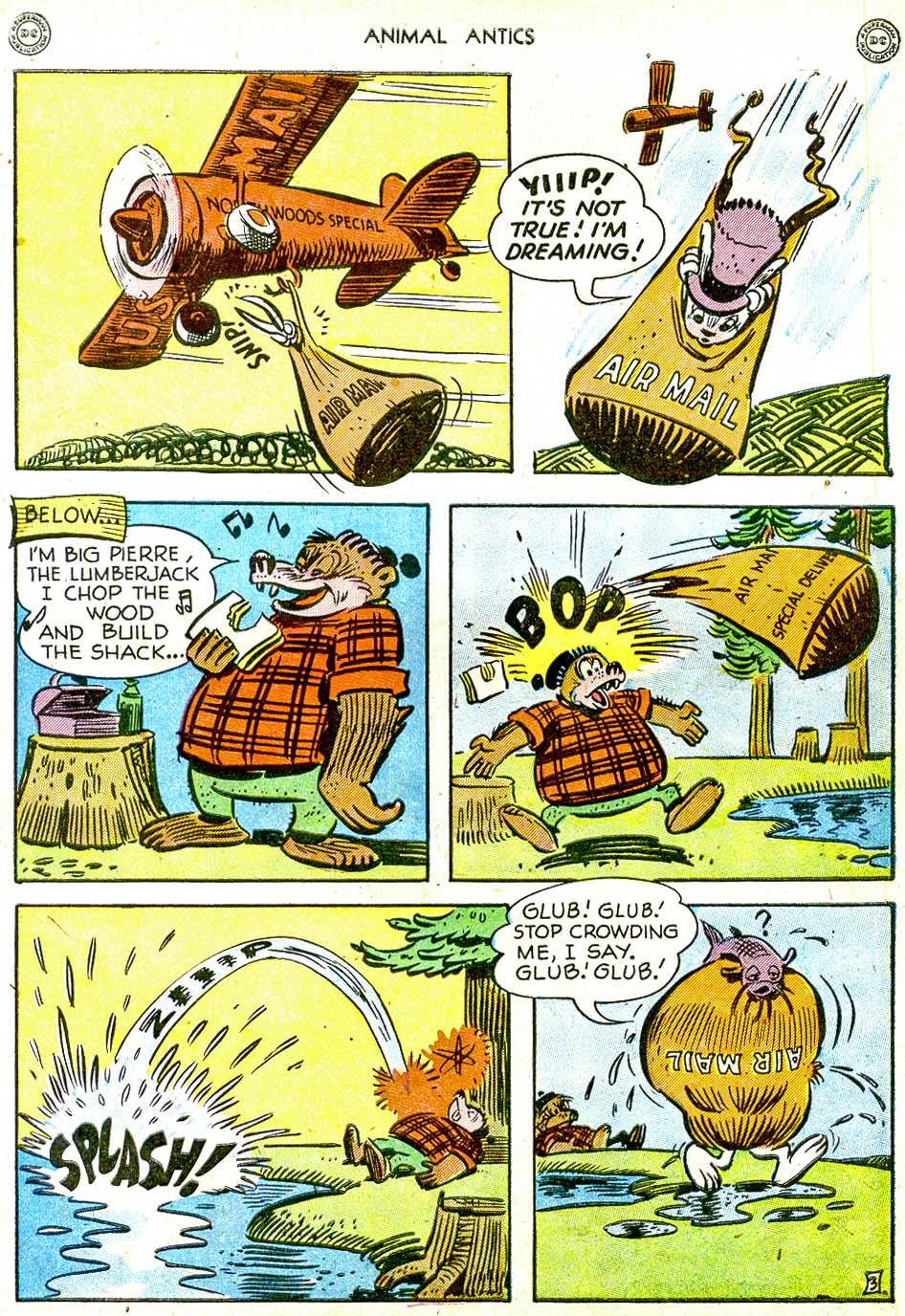 Read online Animal Antics comic -  Issue #12 - 45