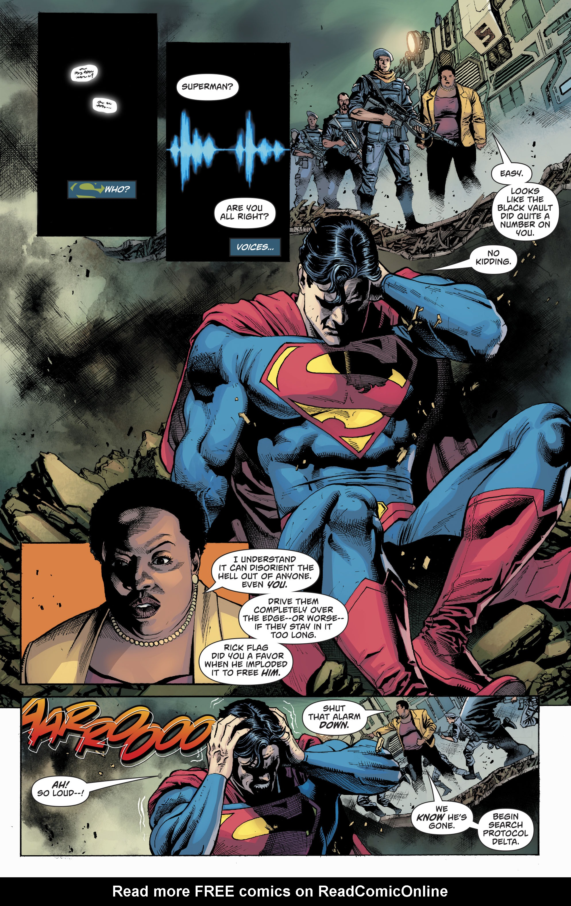 Read online Action Comics (2016) comic -  Issue #981 - 10