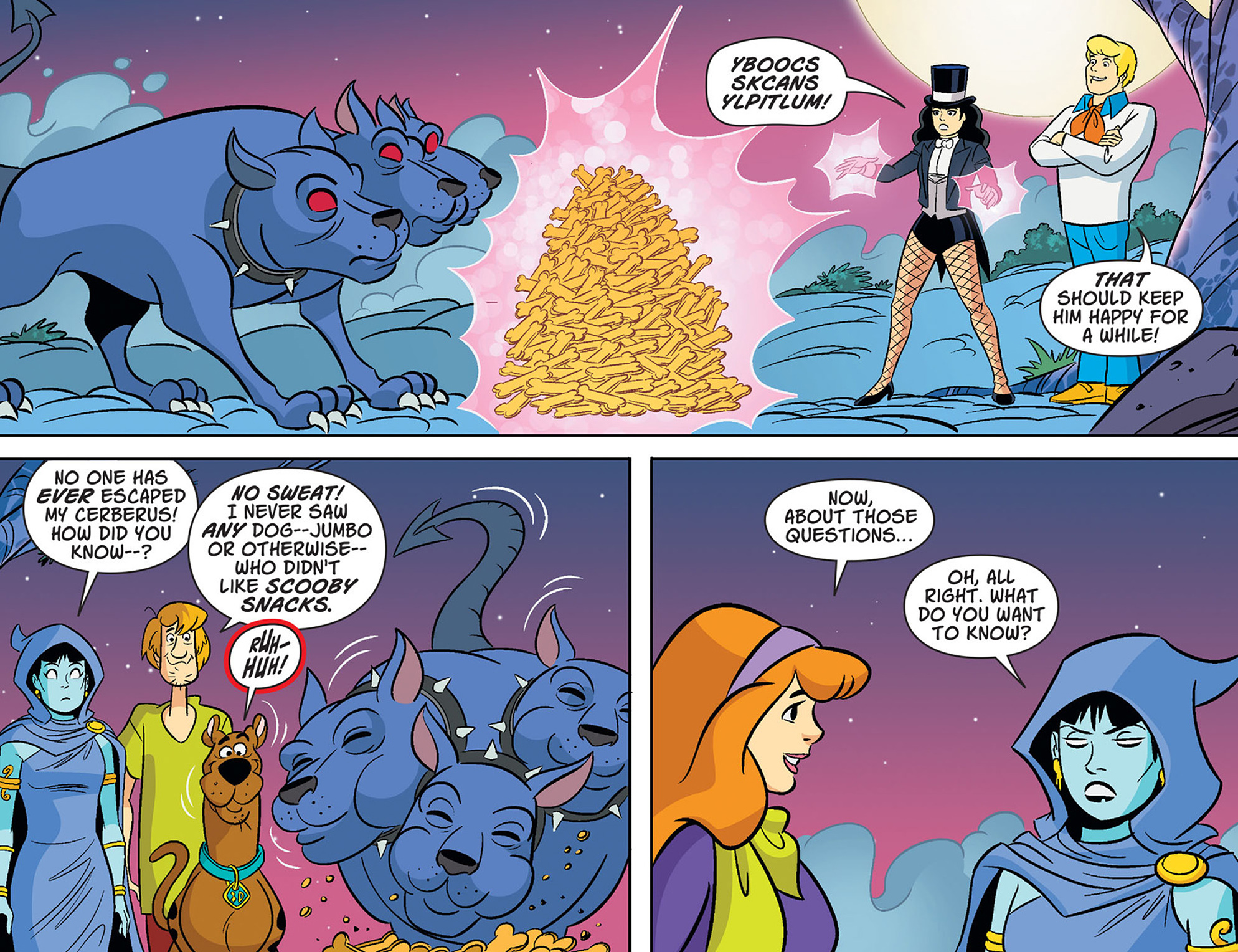 Read online Scooby-Doo! Team-Up comic -  Issue #38 - 6