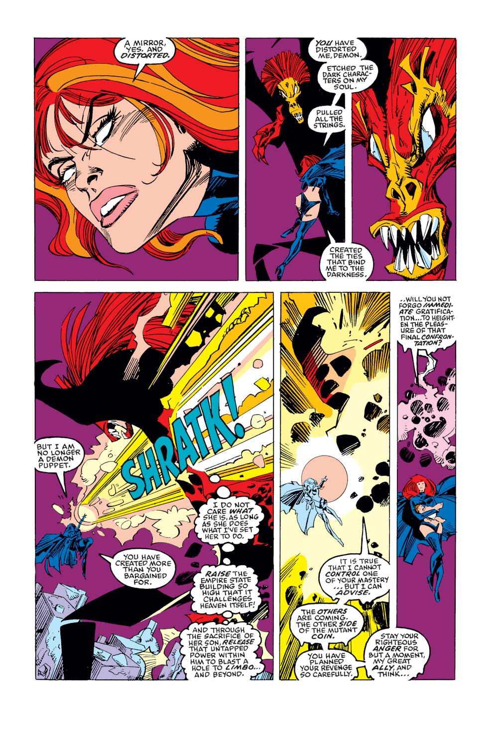 Read online X-Factor (1986) comic -  Issue #37 - 16