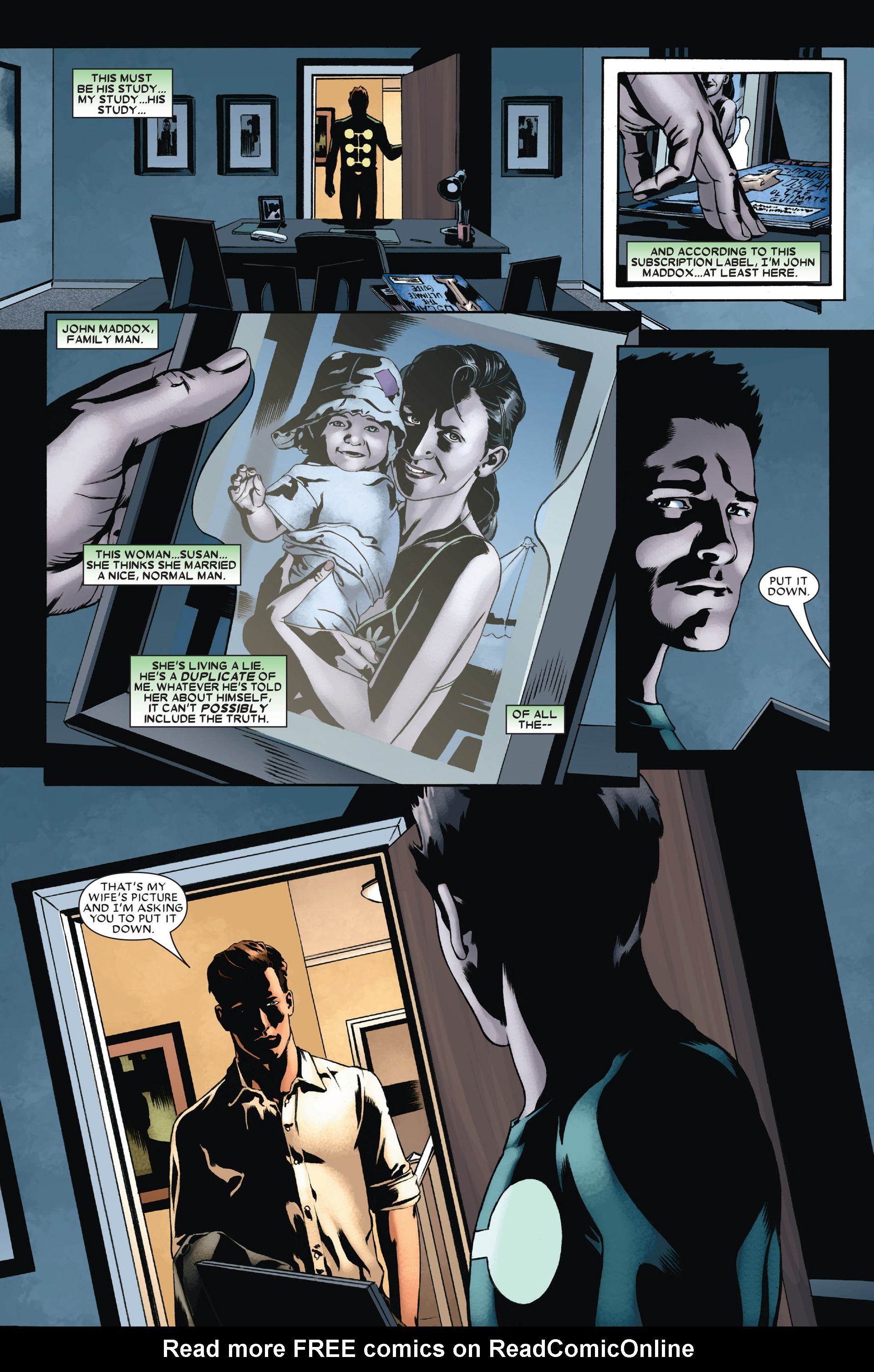 Read online X-Factor (2006) comic -  Issue #16 - 13