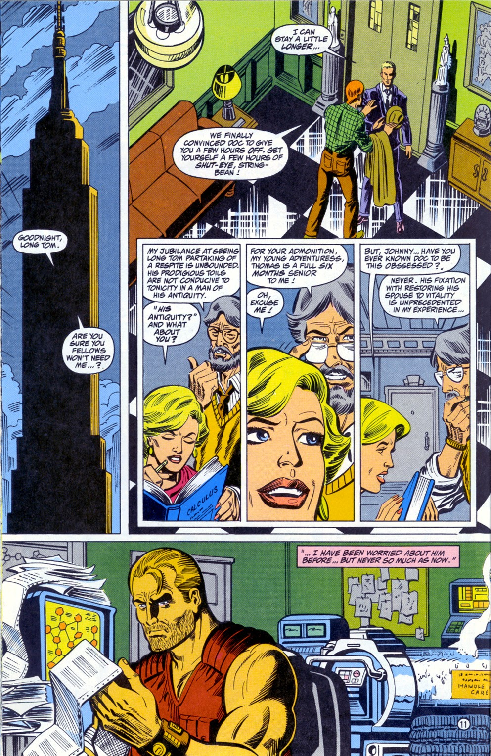 Doc Savage (1988) issue 11 - Page 13