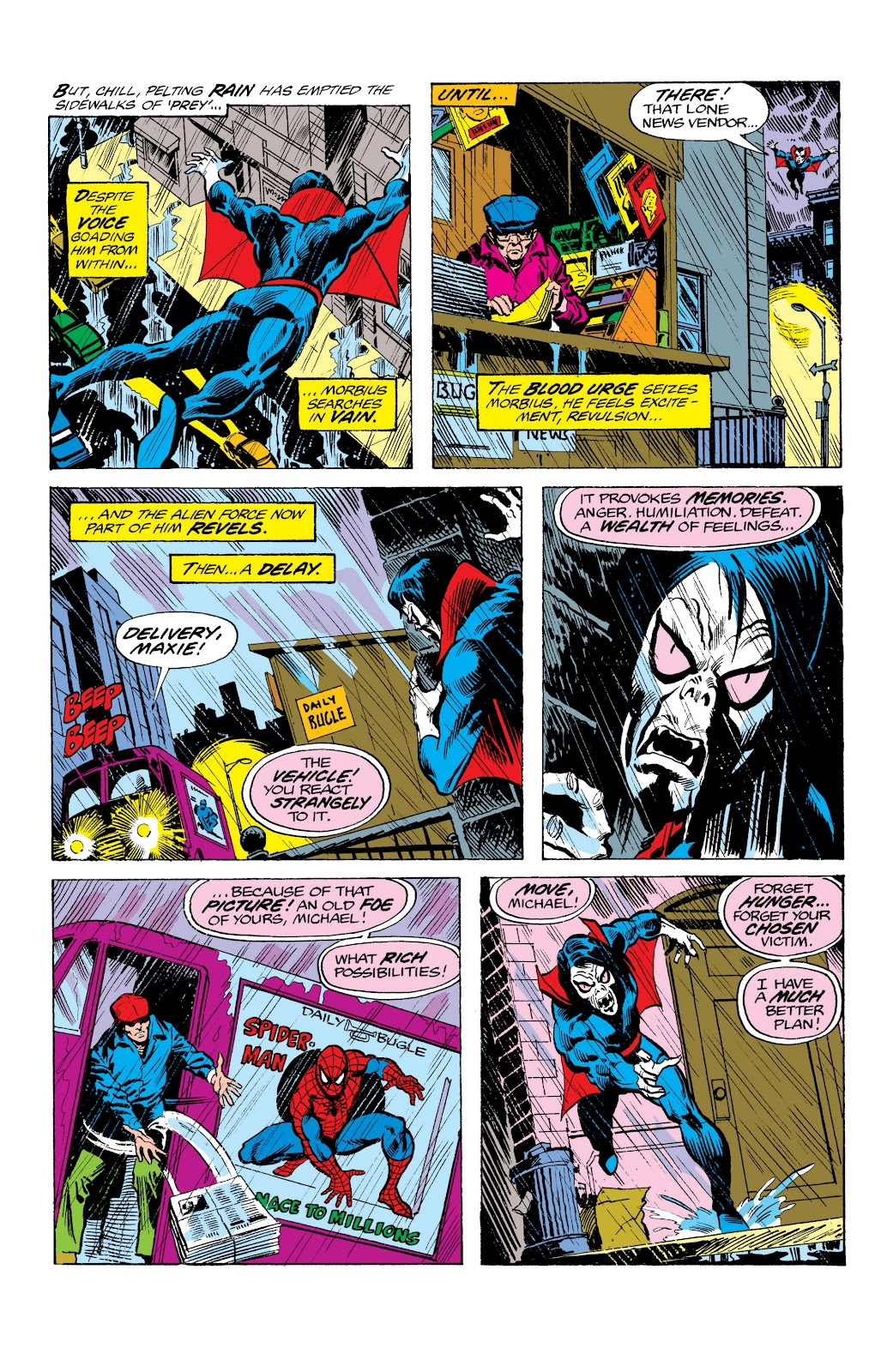 Read online Marvel Masterworks: The Spectacular Spider-Man comic -  Issue # TPB (Part 2) - 9