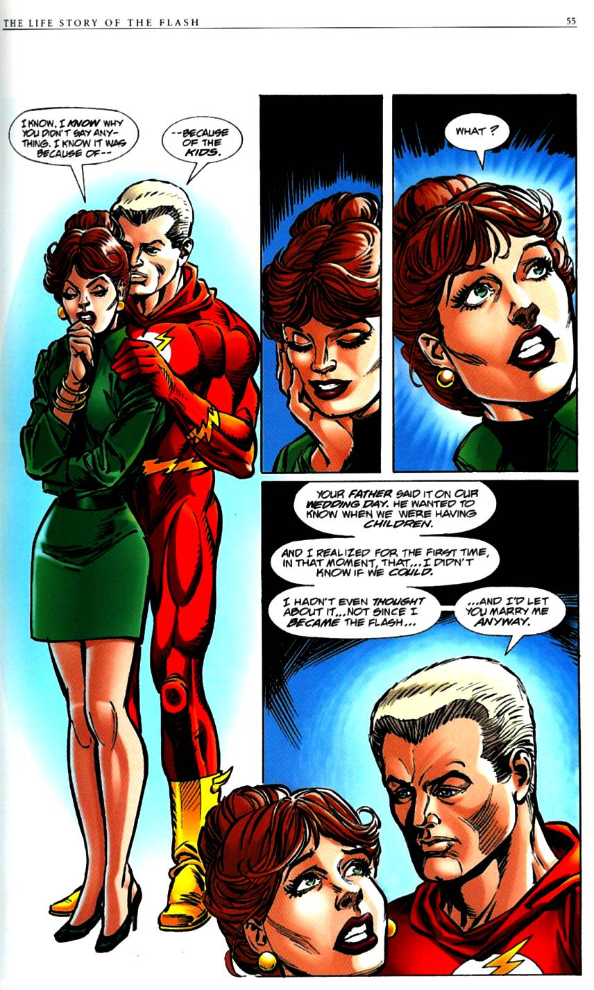 Read online The Life Story of the Flash comic -  Issue # Full - 57
