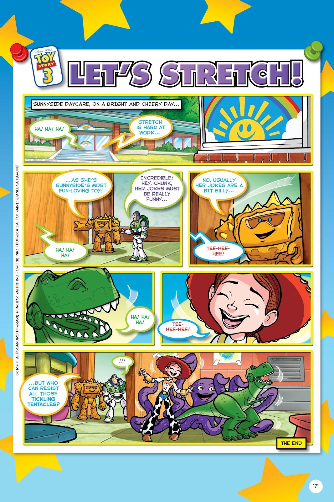 Read online DISNEY·PIXAR Toy Story Adventures comic -  Issue # TPB 1 (Part 2) - 71