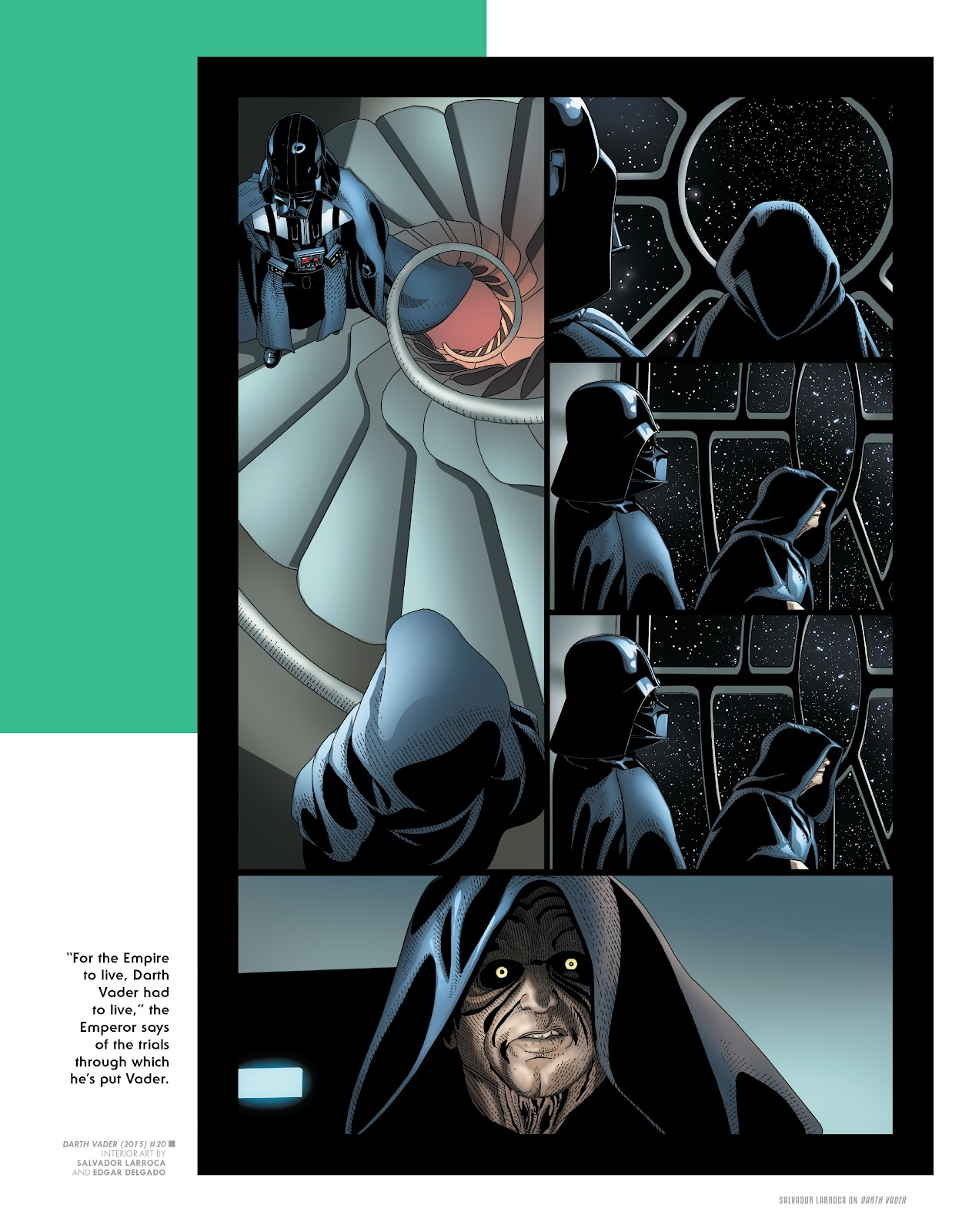 Read online The Marvel Art of Star Wars comic -  Issue # TPB (Part 1) - 80