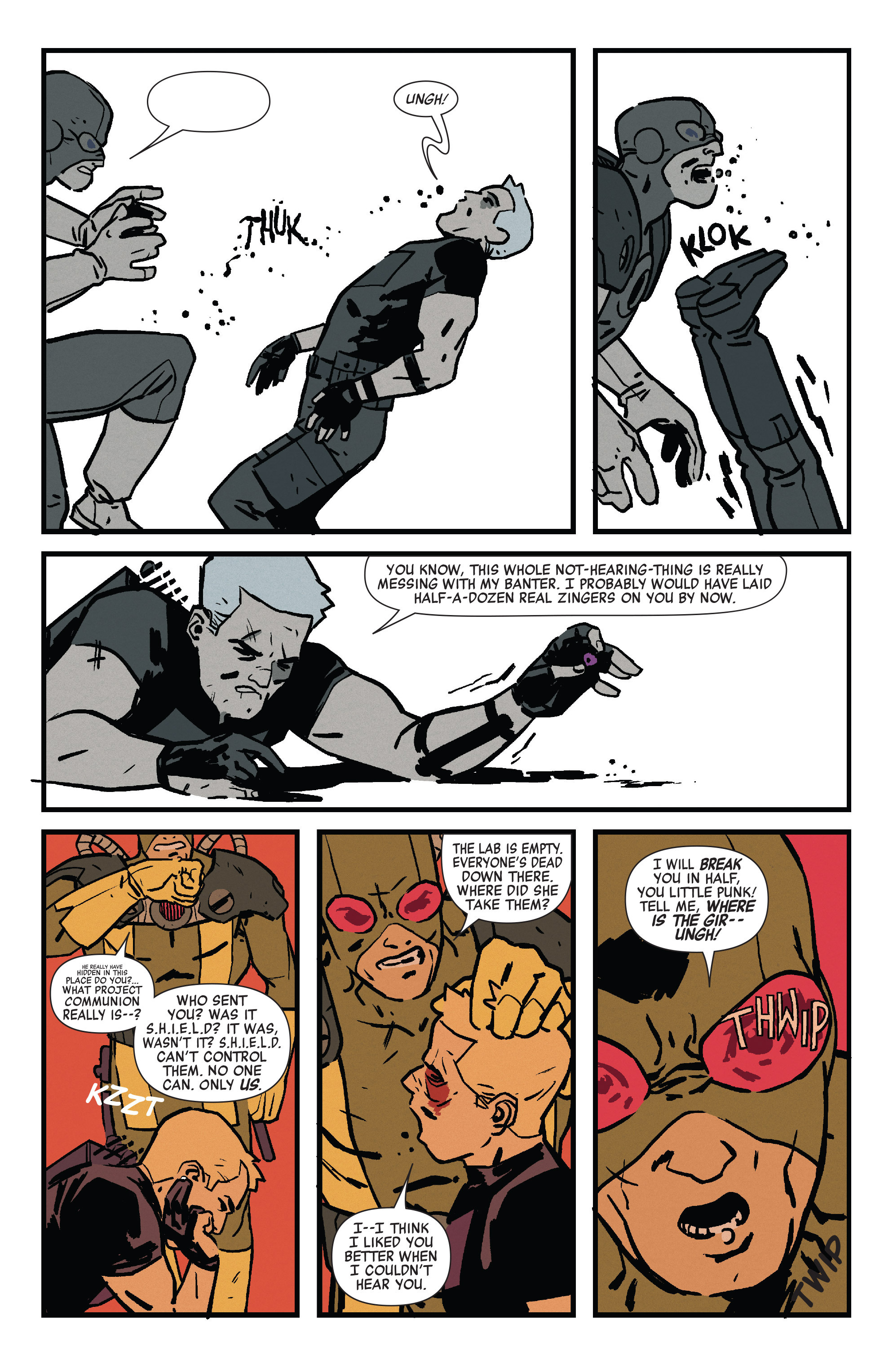 Read online All-New Hawkeye (2015) comic -  Issue #2 - 16