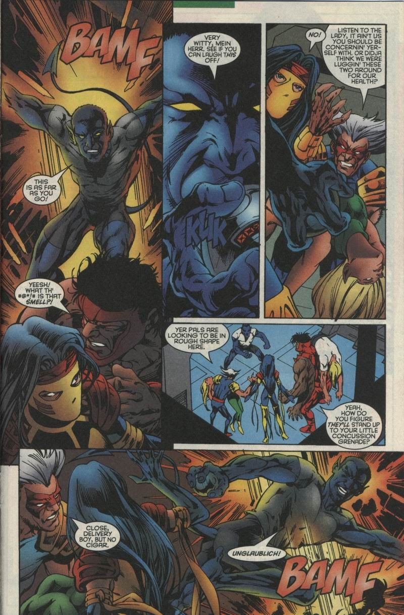 Excalibur (1988) issue 105 - Page 17