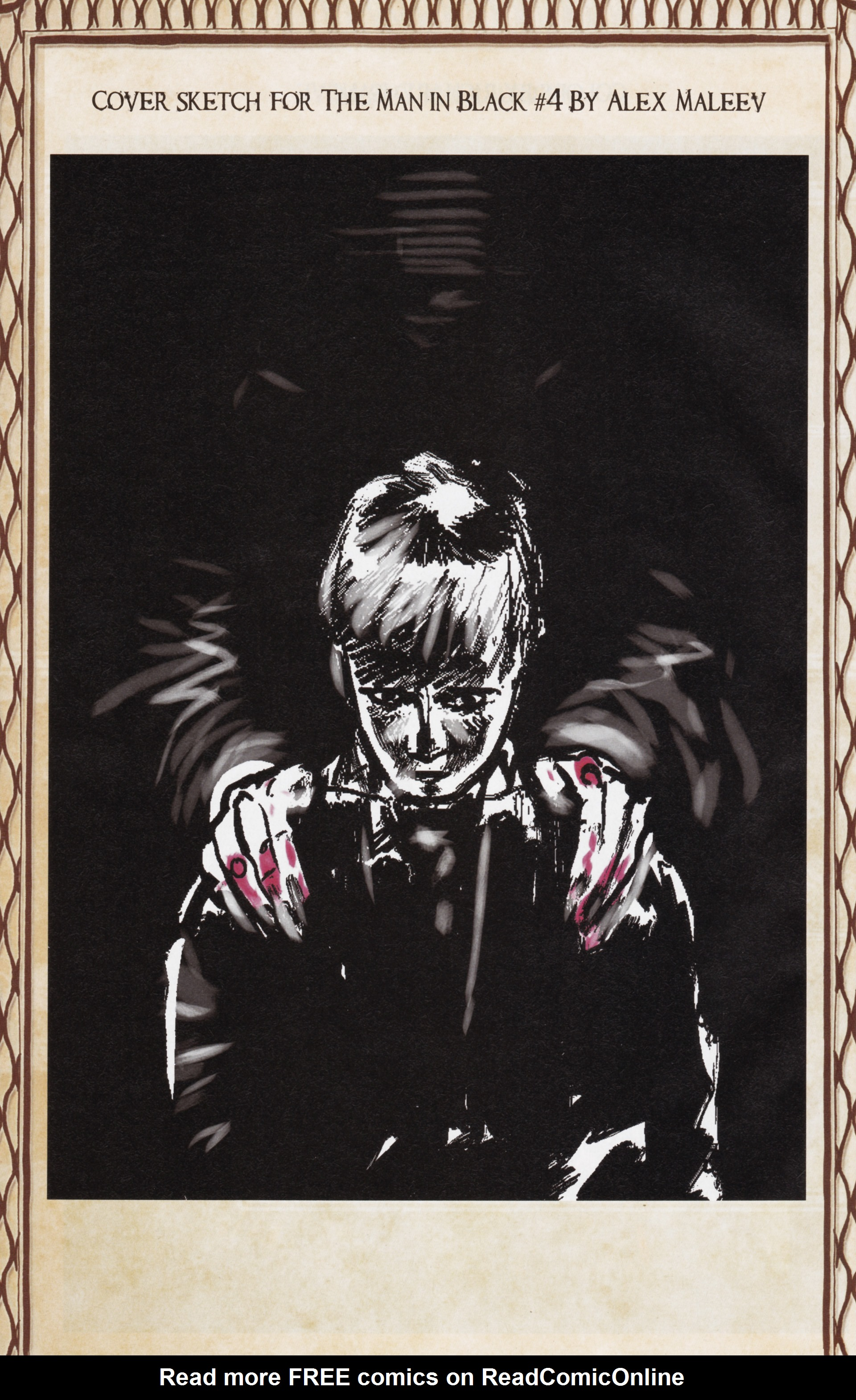 Read online Dark Tower: The Gunslinger - The Man in Black comic -  Issue #4 - 29