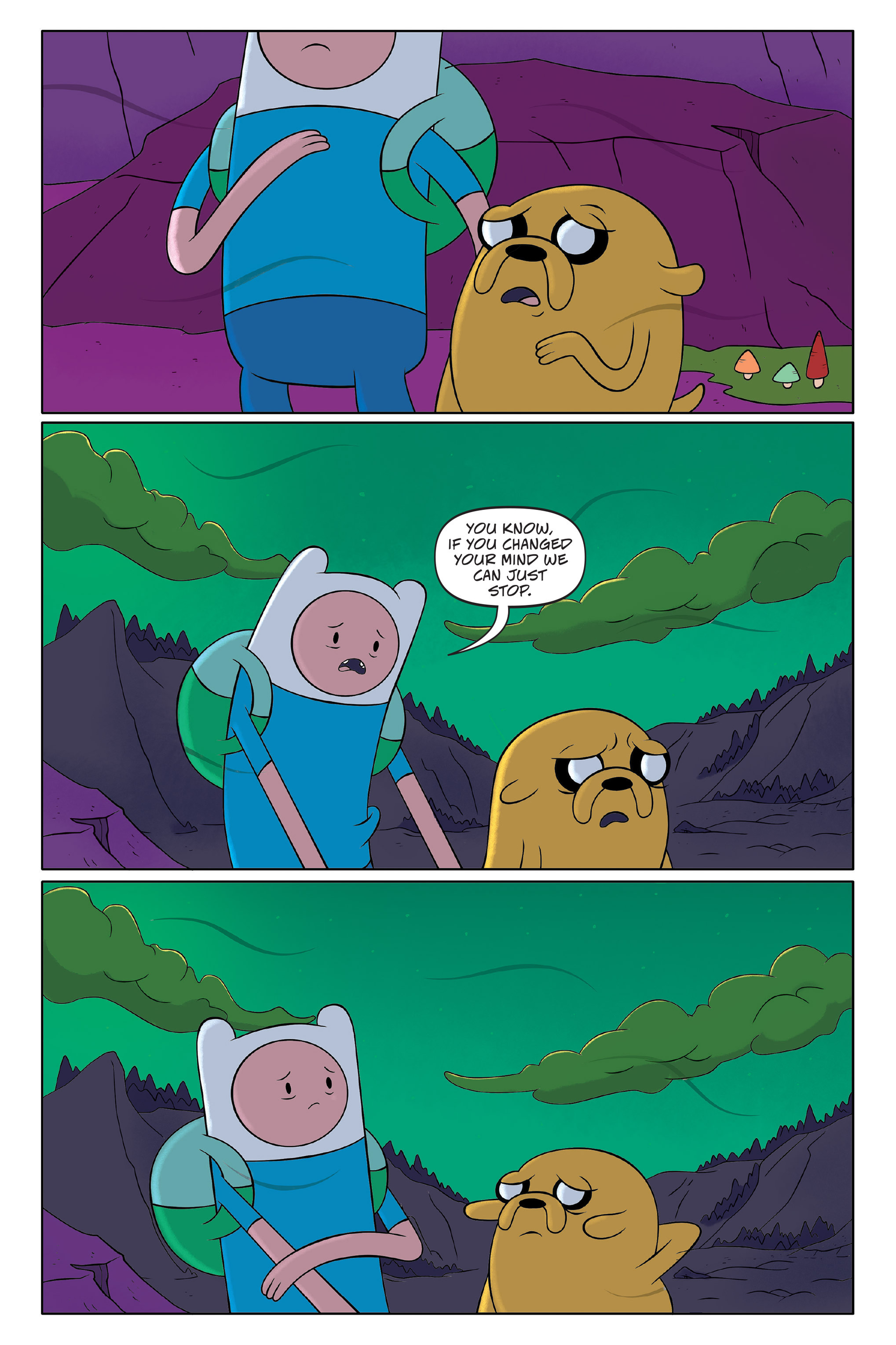 Read online Adventure Time: The Four Castles comic -  Issue #Adventure Time: The Four Castles TPB - 63