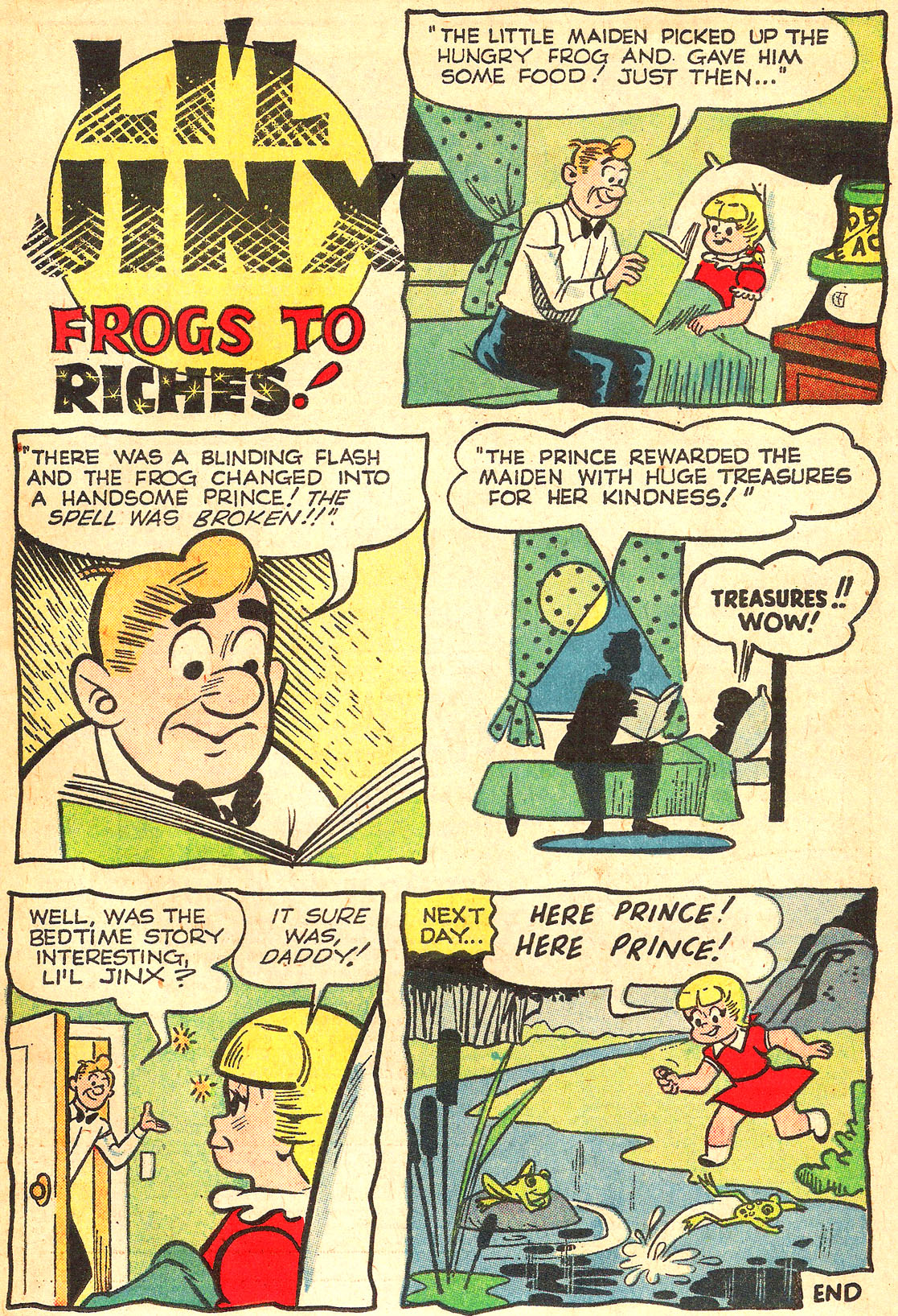 Read online Archie's Girls Betty and Veronica comic -  Issue #87 - 27