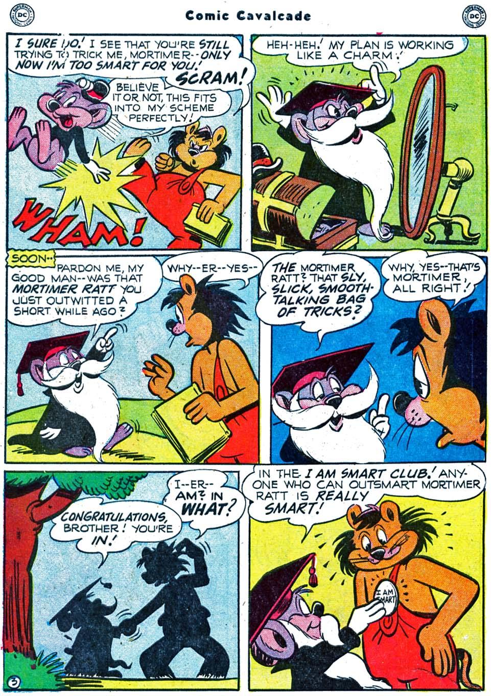 Comic Cavalcade issue 39 - Page 44