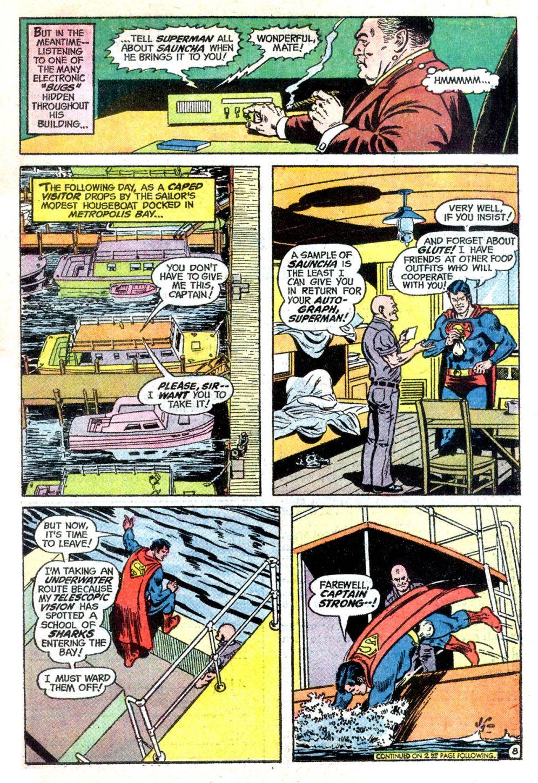 Action Comics (1938) 421 Page 10