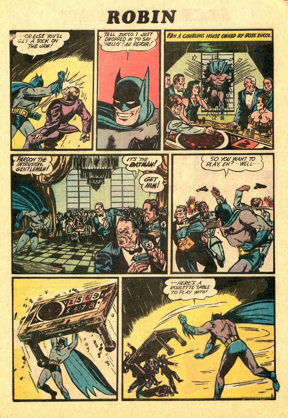 Read online Secret Origins (1973) comic -  Issue #7 - 9