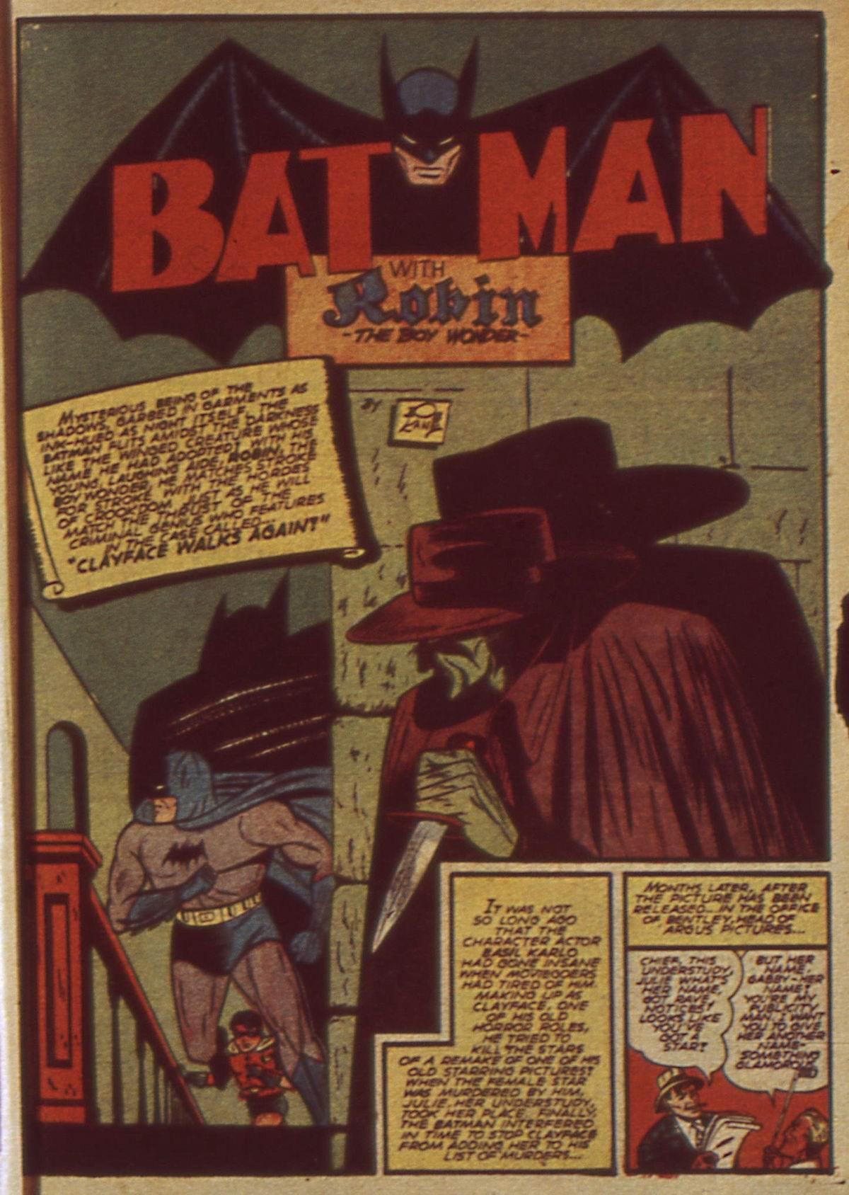 Read online Detective Comics (1937) comic -  Issue #49 - 3