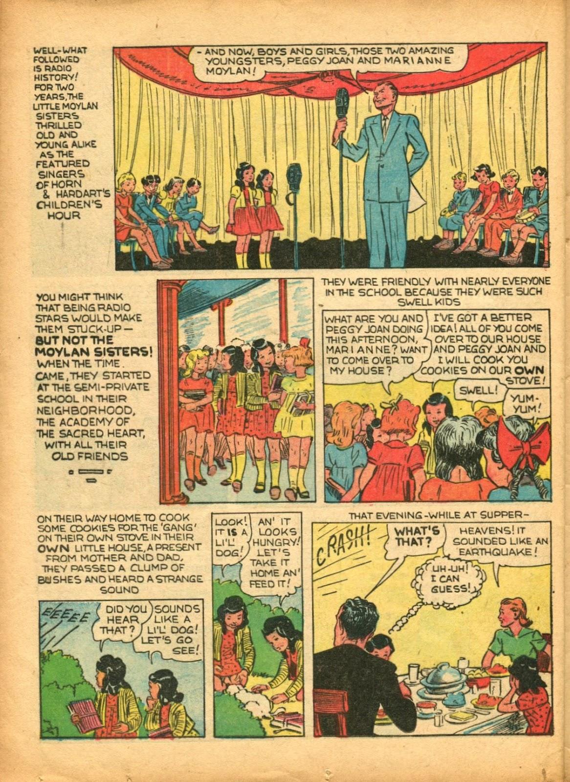Read online Super-Magician Comics comic -  Issue #5 - 45