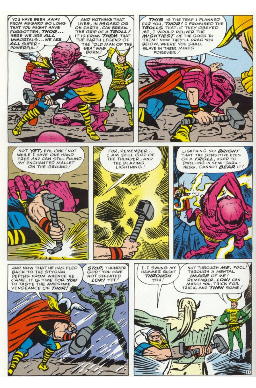 The Avengers (1963) 1 Page 17