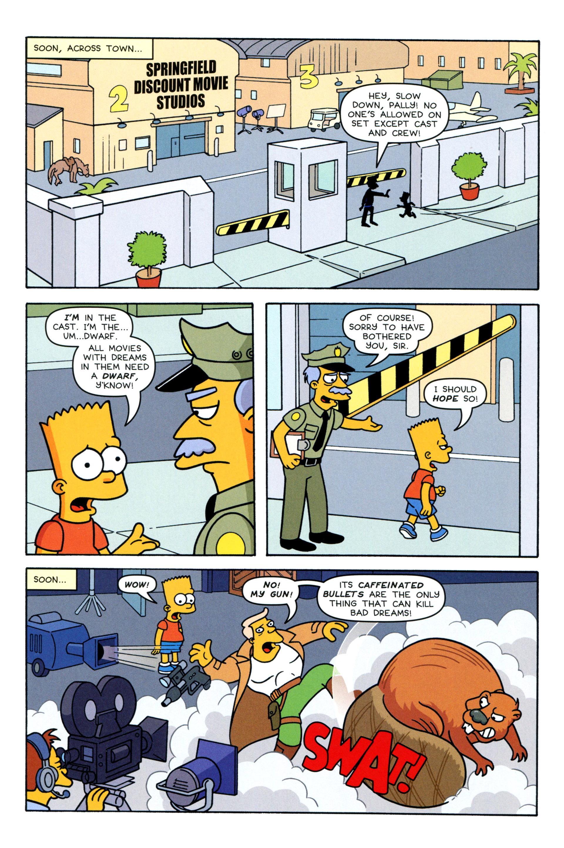 Read online Simpsons Comics comic -  Issue #203 - 8