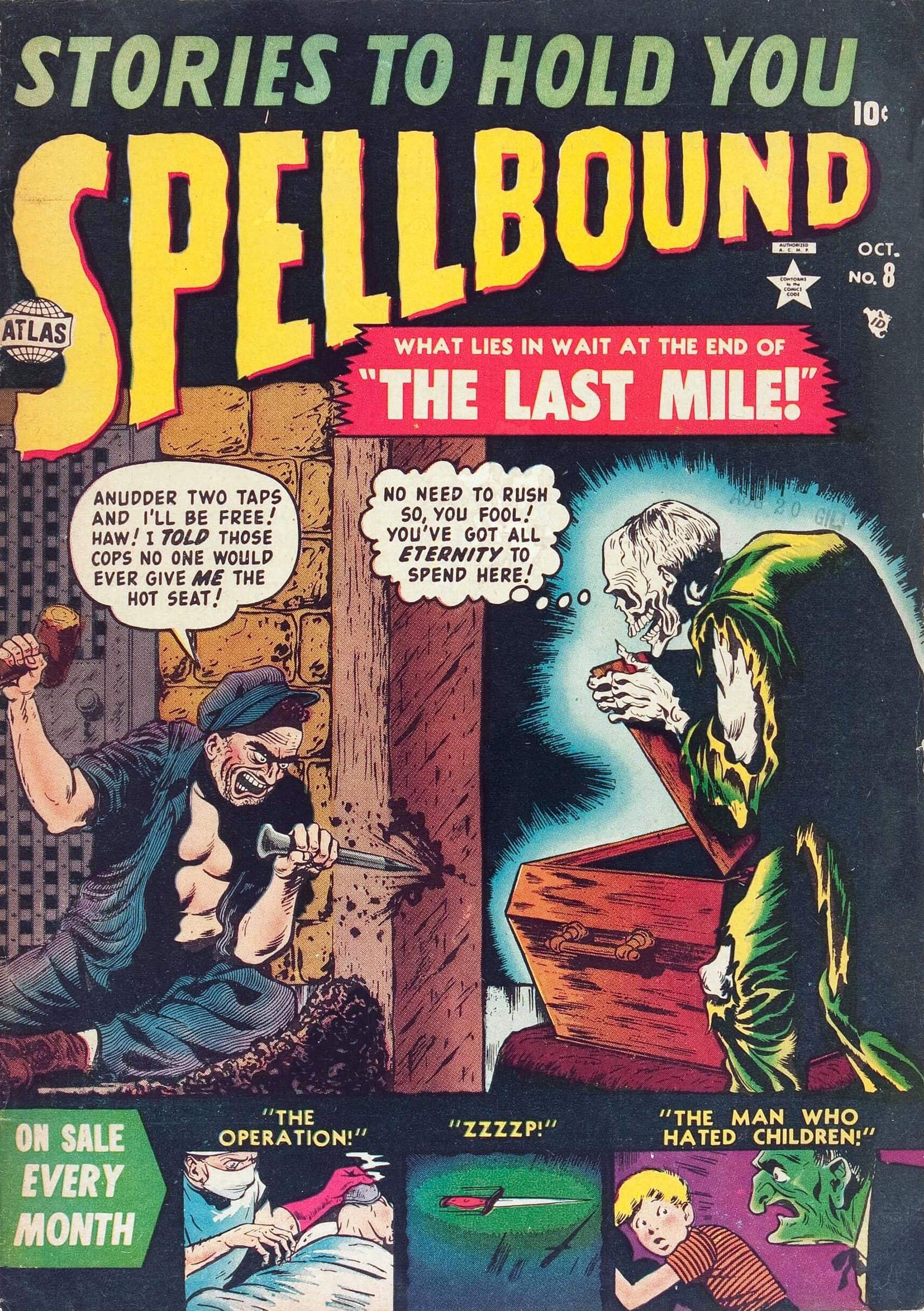Spellbound (1952) issue 8 - Page 1