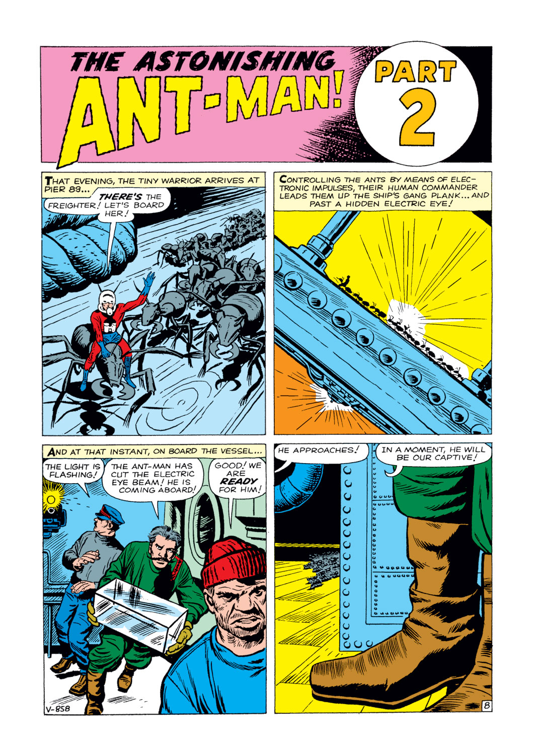 Tales to Astonish (1959) issue 36 - Page 9