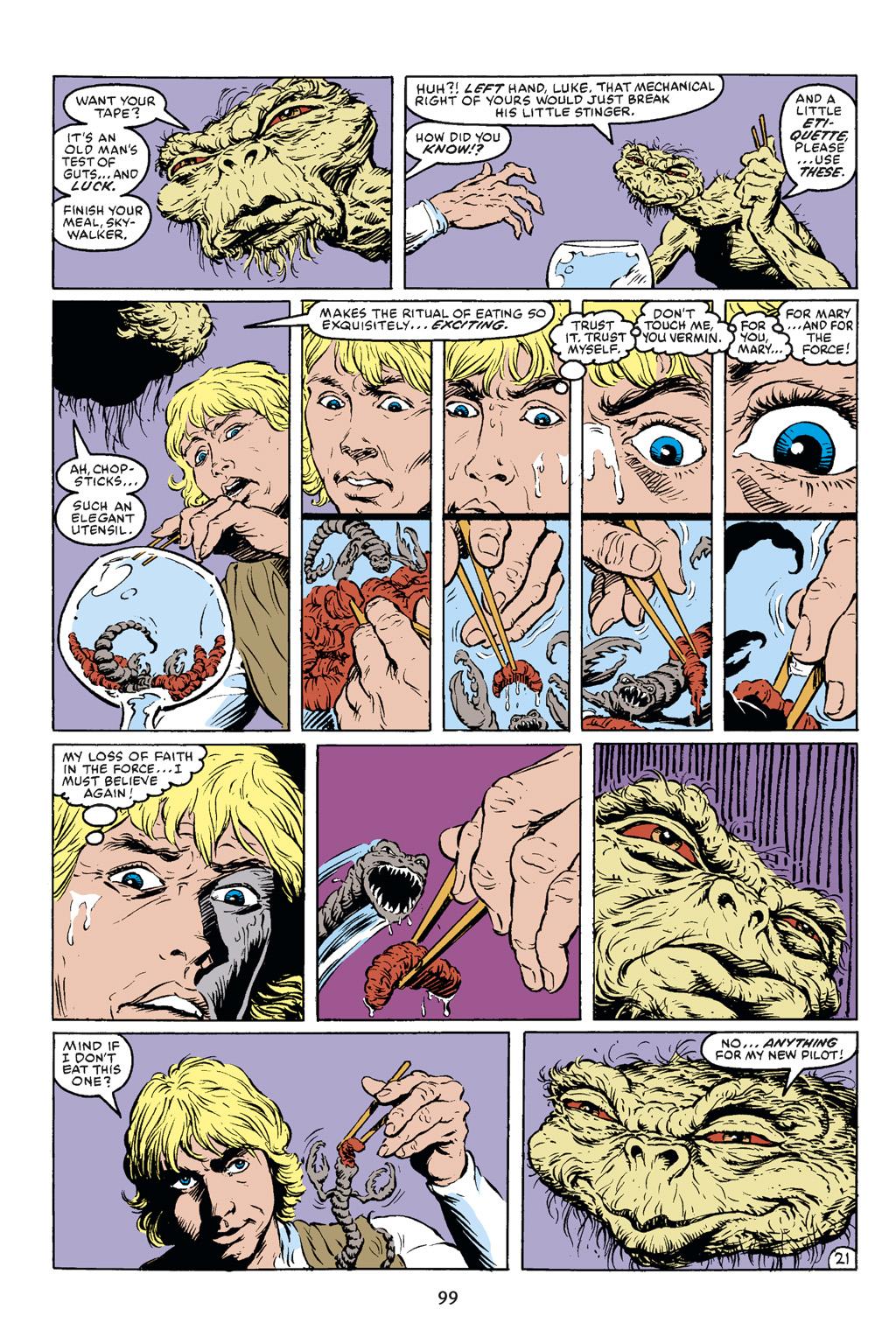 Read online Star Wars Omnibus comic -  Issue # Vol. 21 - 94