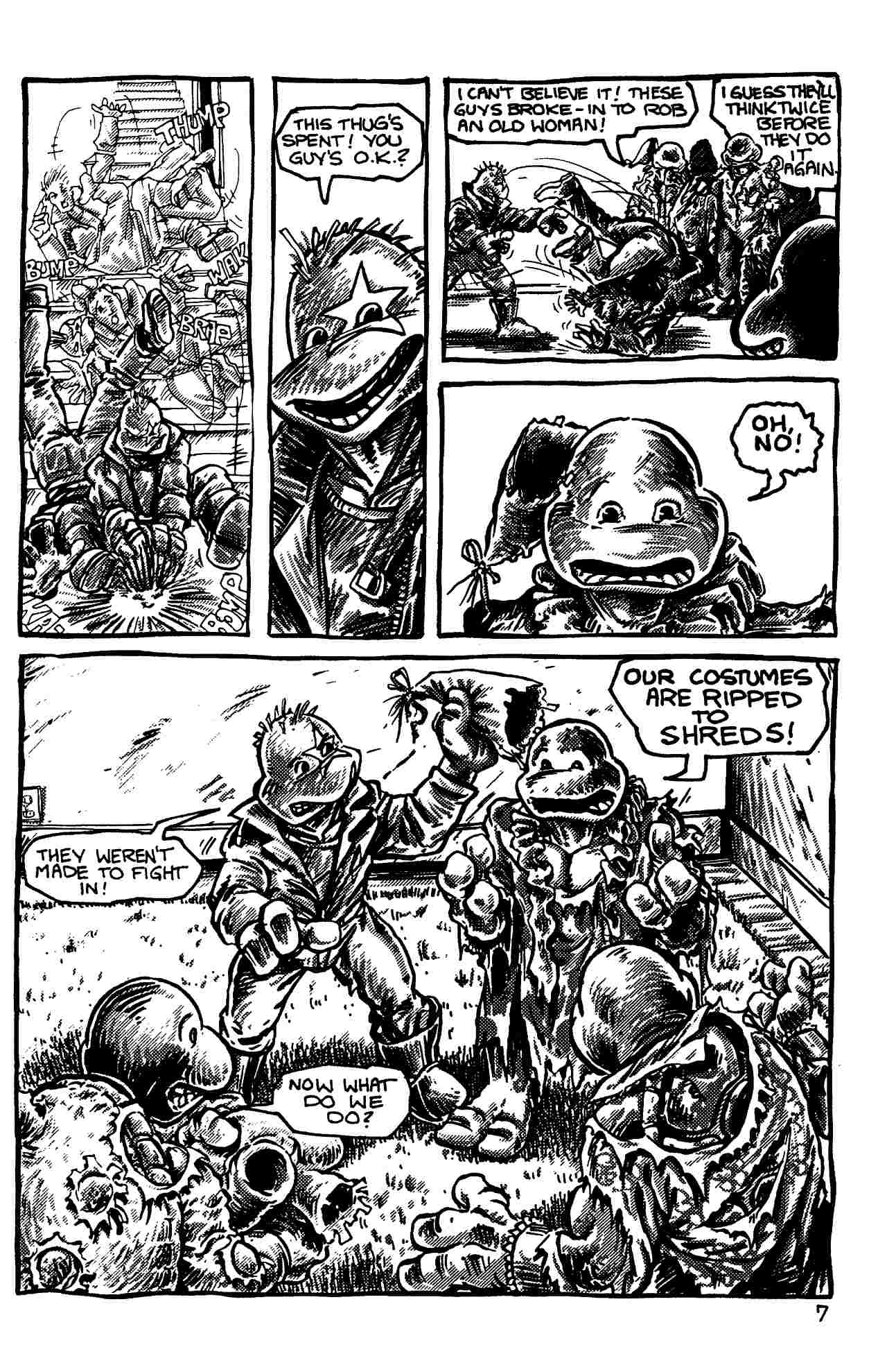 Read online Shell Shock comic -  Issue # Full - 137