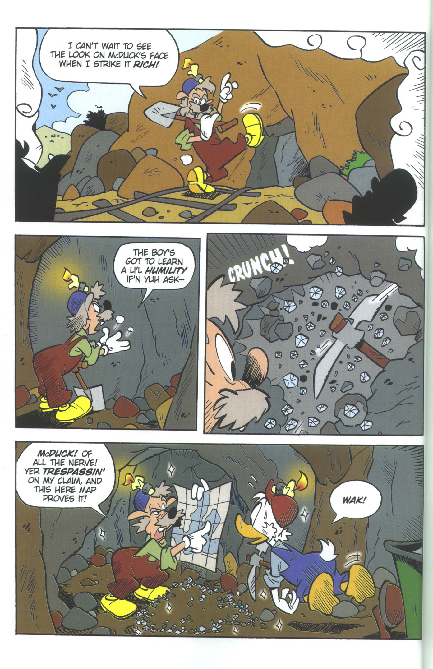 Read online Uncle Scrooge (1953) comic -  Issue #366 - 20