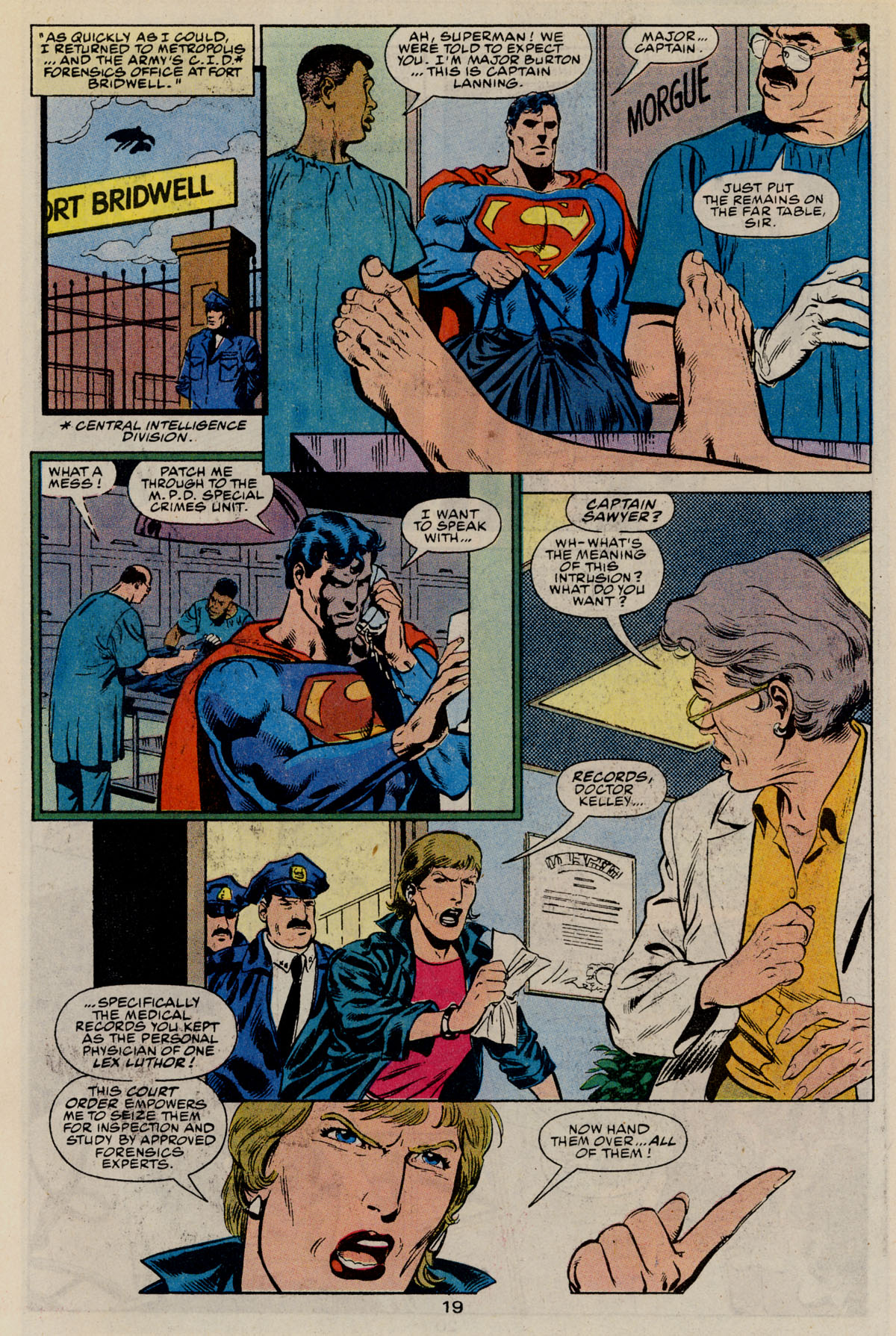 Read online Action Comics (1938) comic -  Issue #668 - 26