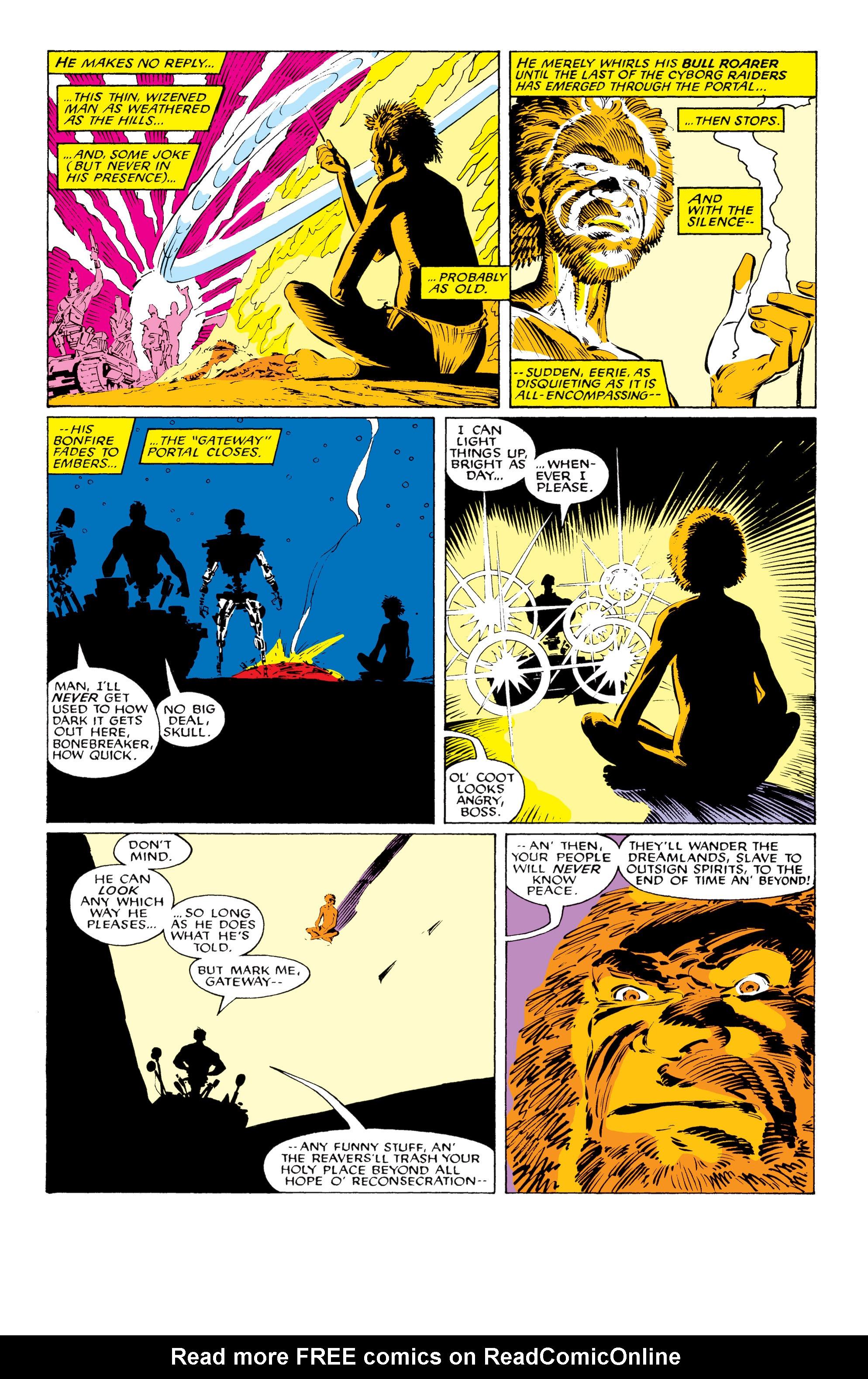 Read online Uncanny X-Men (1963) comic -  Issue #229 - 7