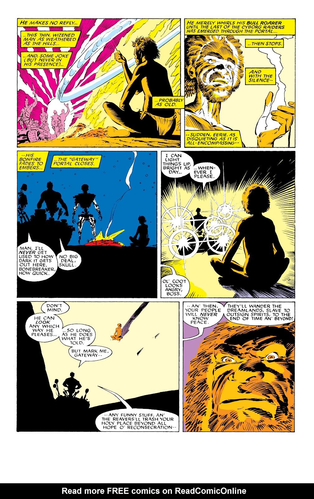Uncanny X-Men (1963) issue 229 - Page 7
