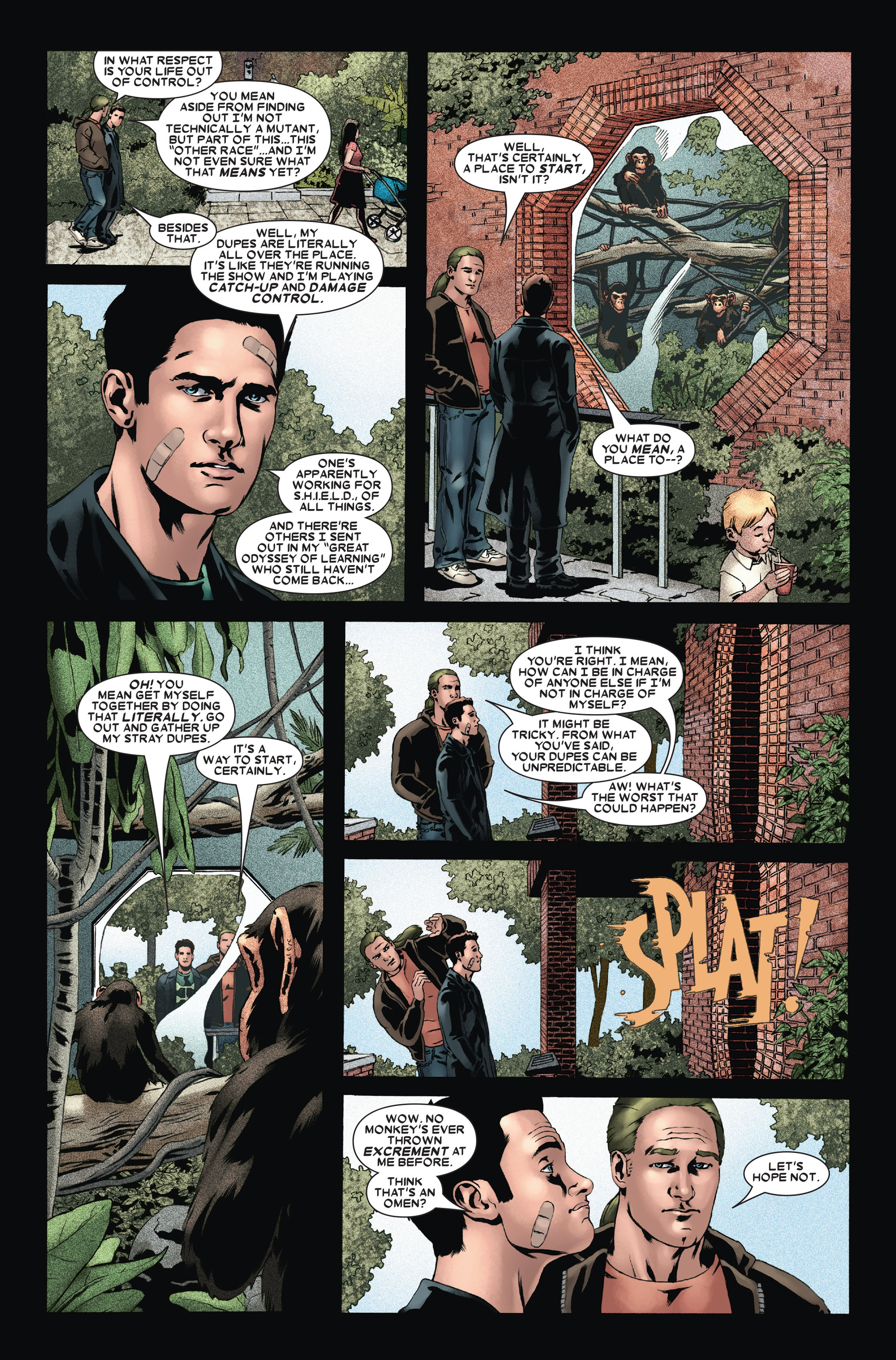 Read online X-Factor (2006) comic -  Issue #14 - 16