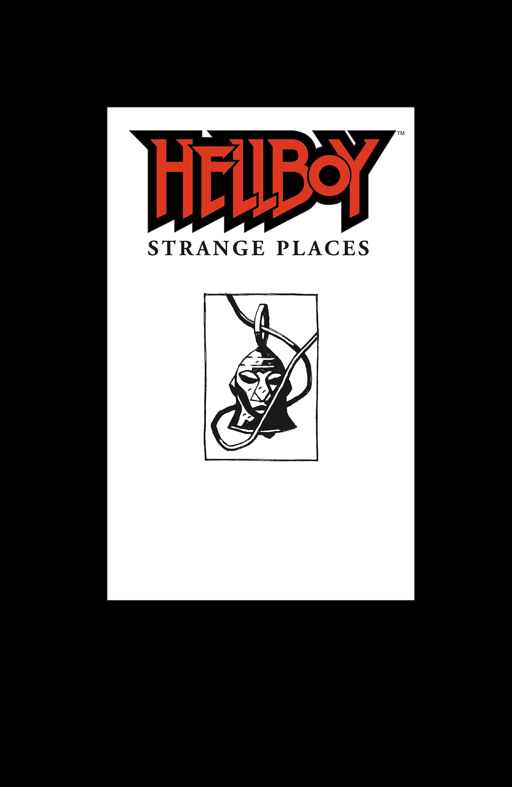 Read online Hellboy: Strange Places comic -  Issue # TPB - 2