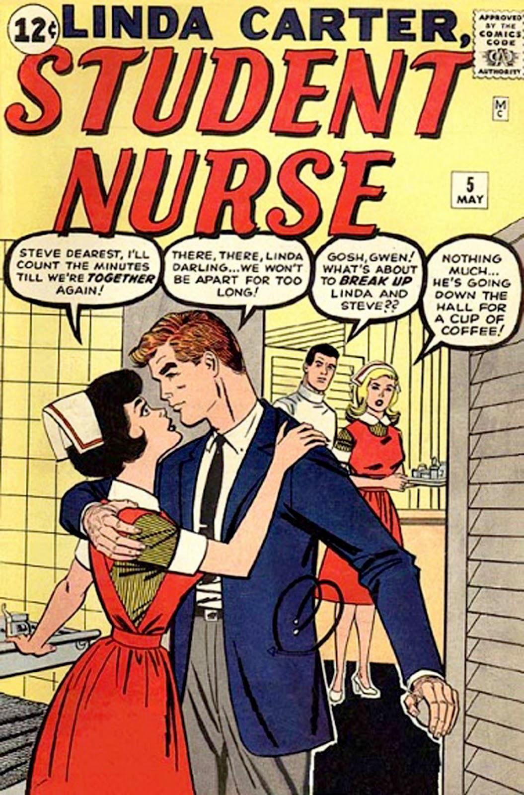 Linda Carter, Student Nurse 5 Page 1