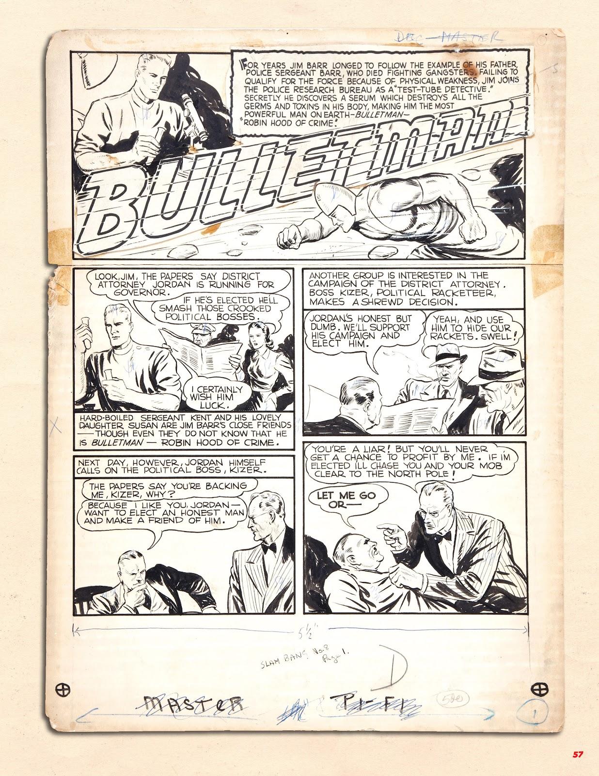 Read online Super Weird Heroes comic -  Issue # TPB 1 (Part 1) - 56