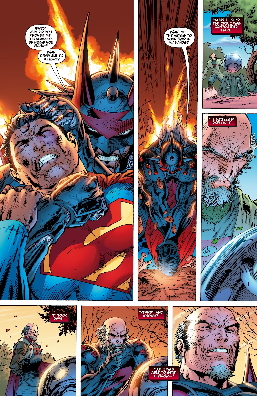 Read online Superman: For Tomorrow comic -  Issue # TPB (Part 3) - 68