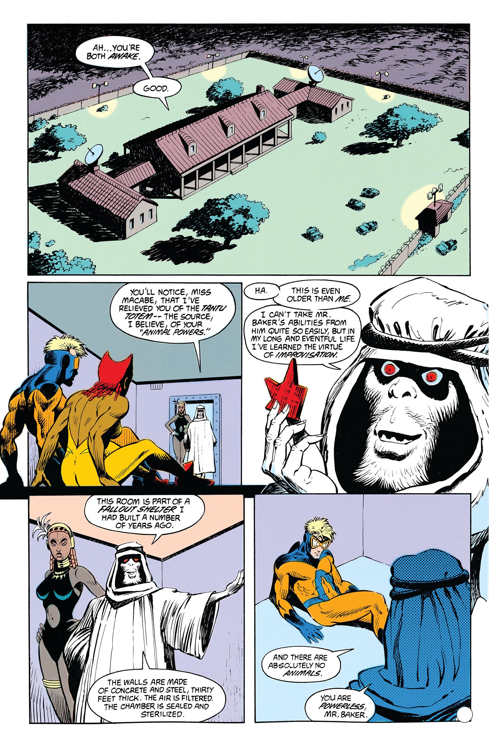 Read online Animal Man (1988) comic -  Issue #11 - 20