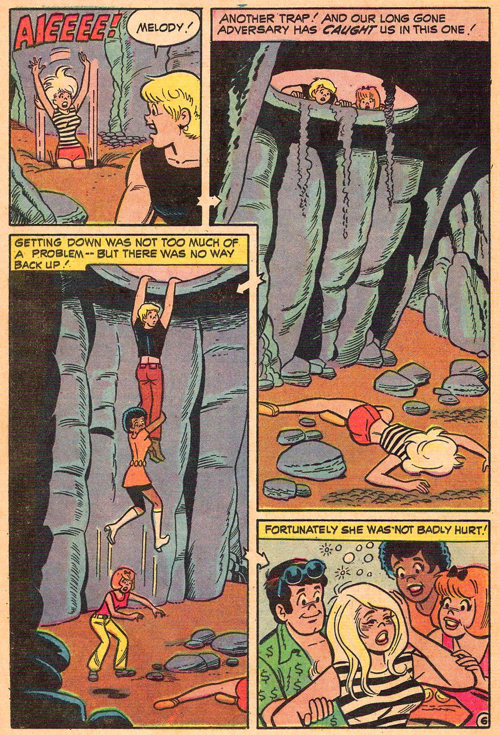 Read online She's Josie comic -  Issue #61 - 42