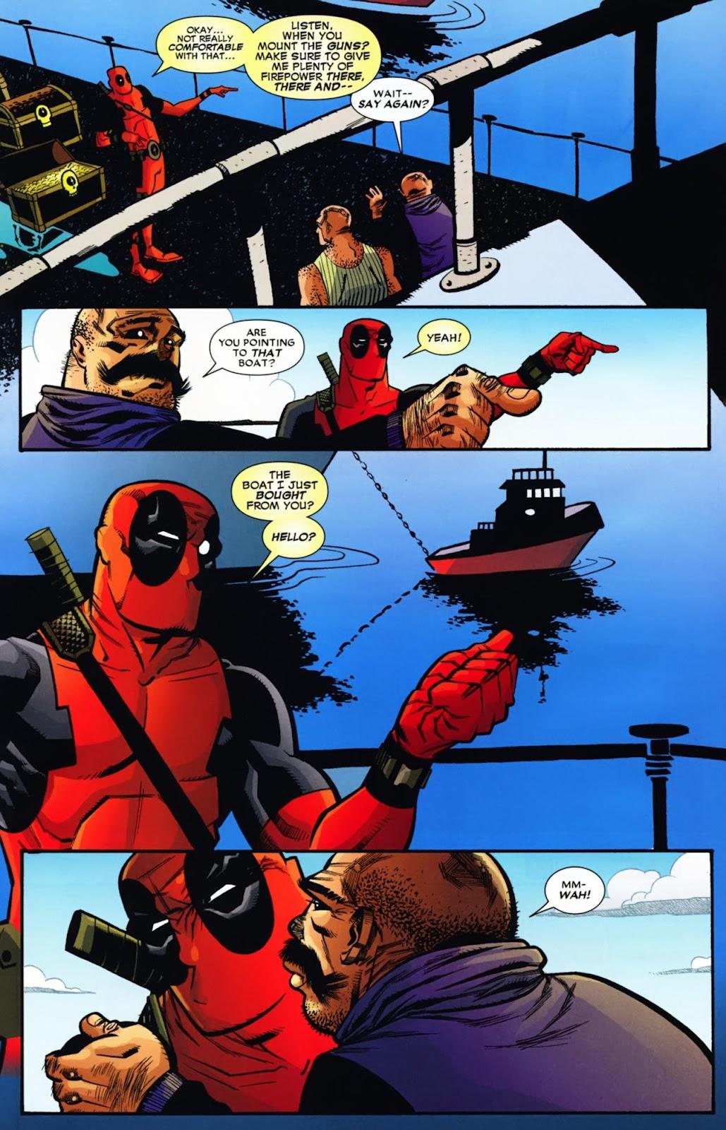 Read online Deadpool (2008) comic -  Issue #13 - 10