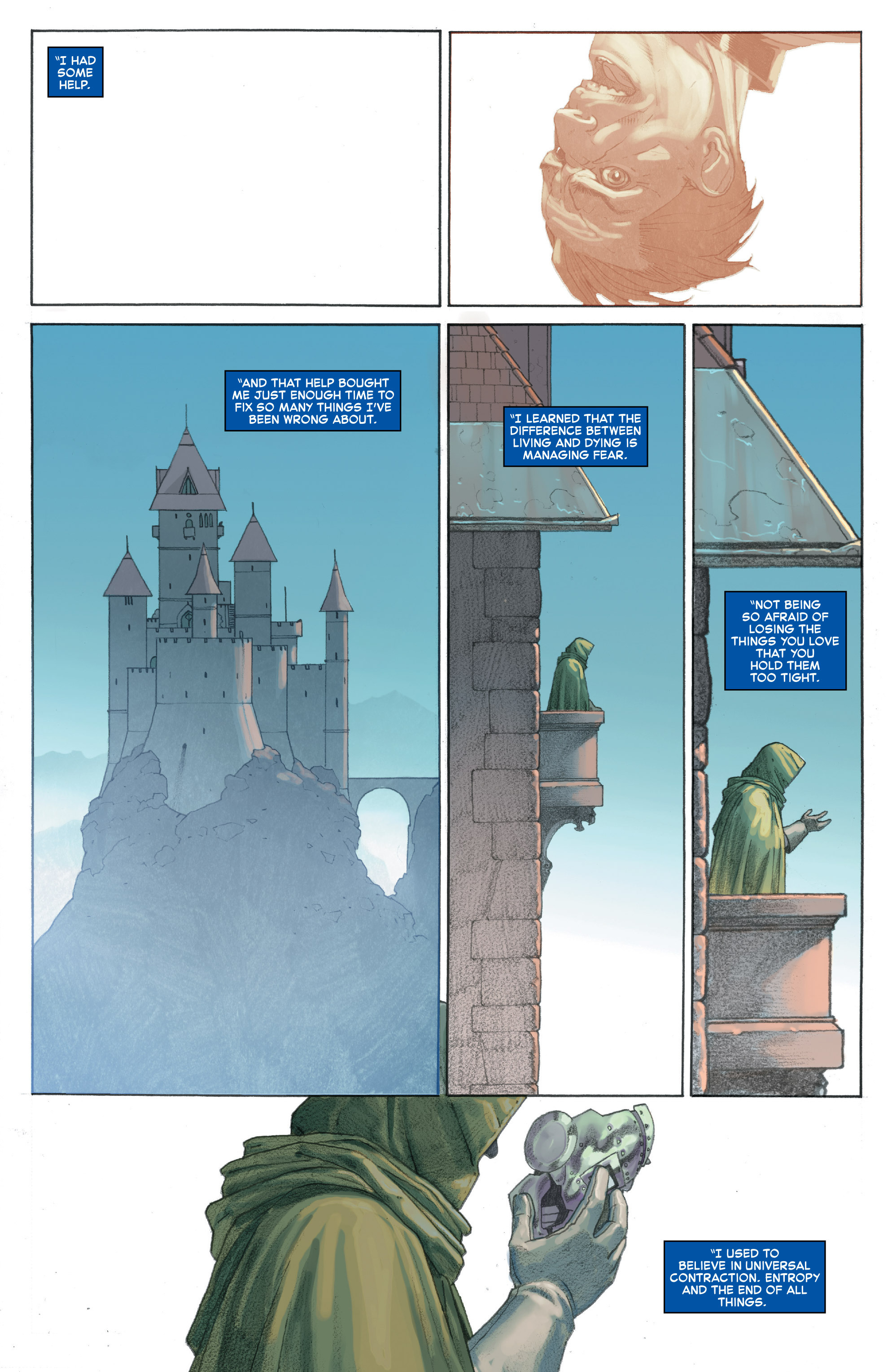 Read online Secret Wars comic -  Issue #9 - 37