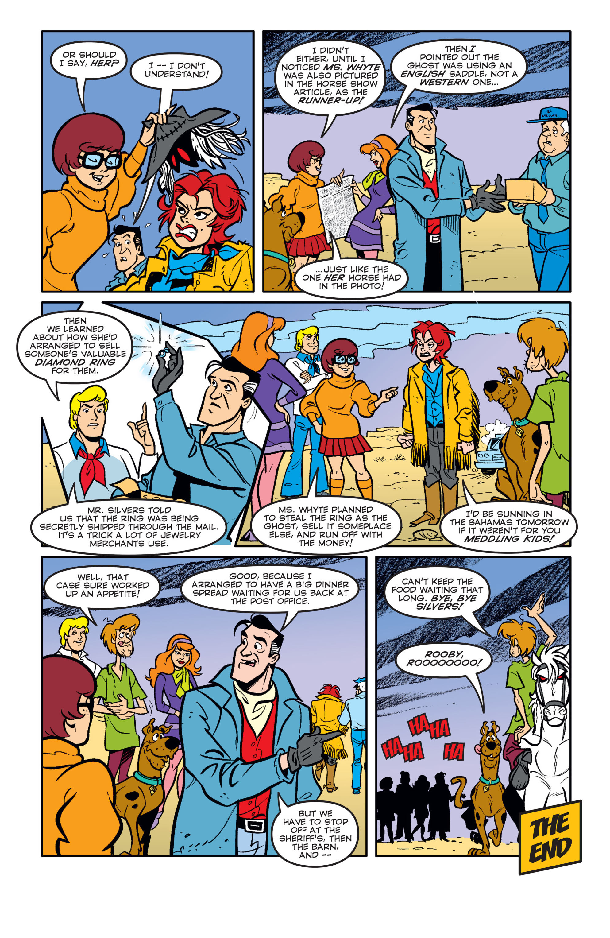 Read online Scooby-Doo (1997) comic -  Issue #58 - 11