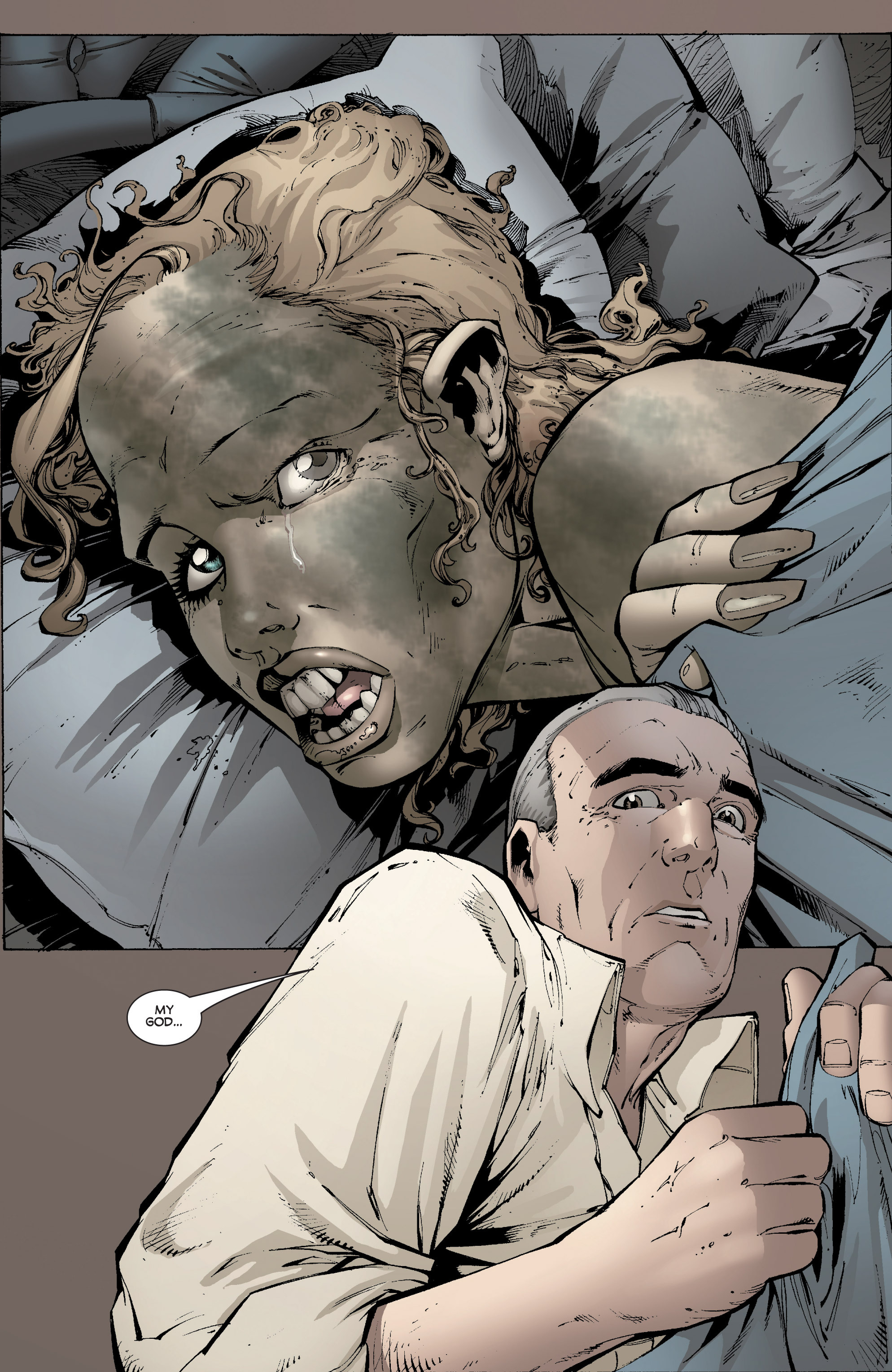 Read online World War Hulk: Gamma Corps comic -  Issue #3 - 16
