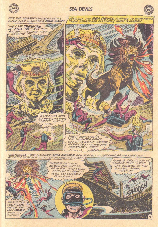 Read online Sea Devils comic -  Issue #16 - 27