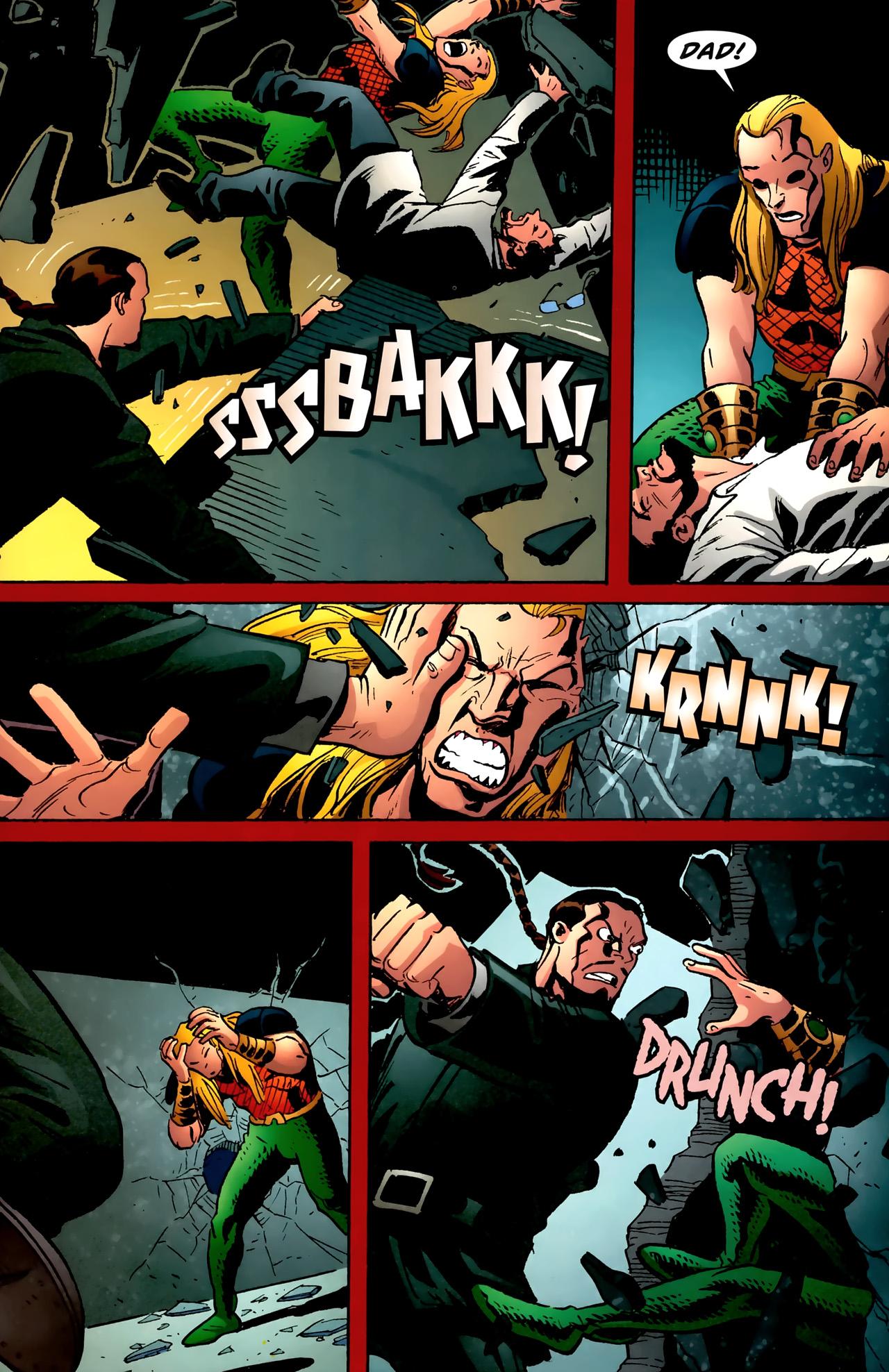 Read online Aquaman: Sword of Atlantis comic -  Issue #55 - 19