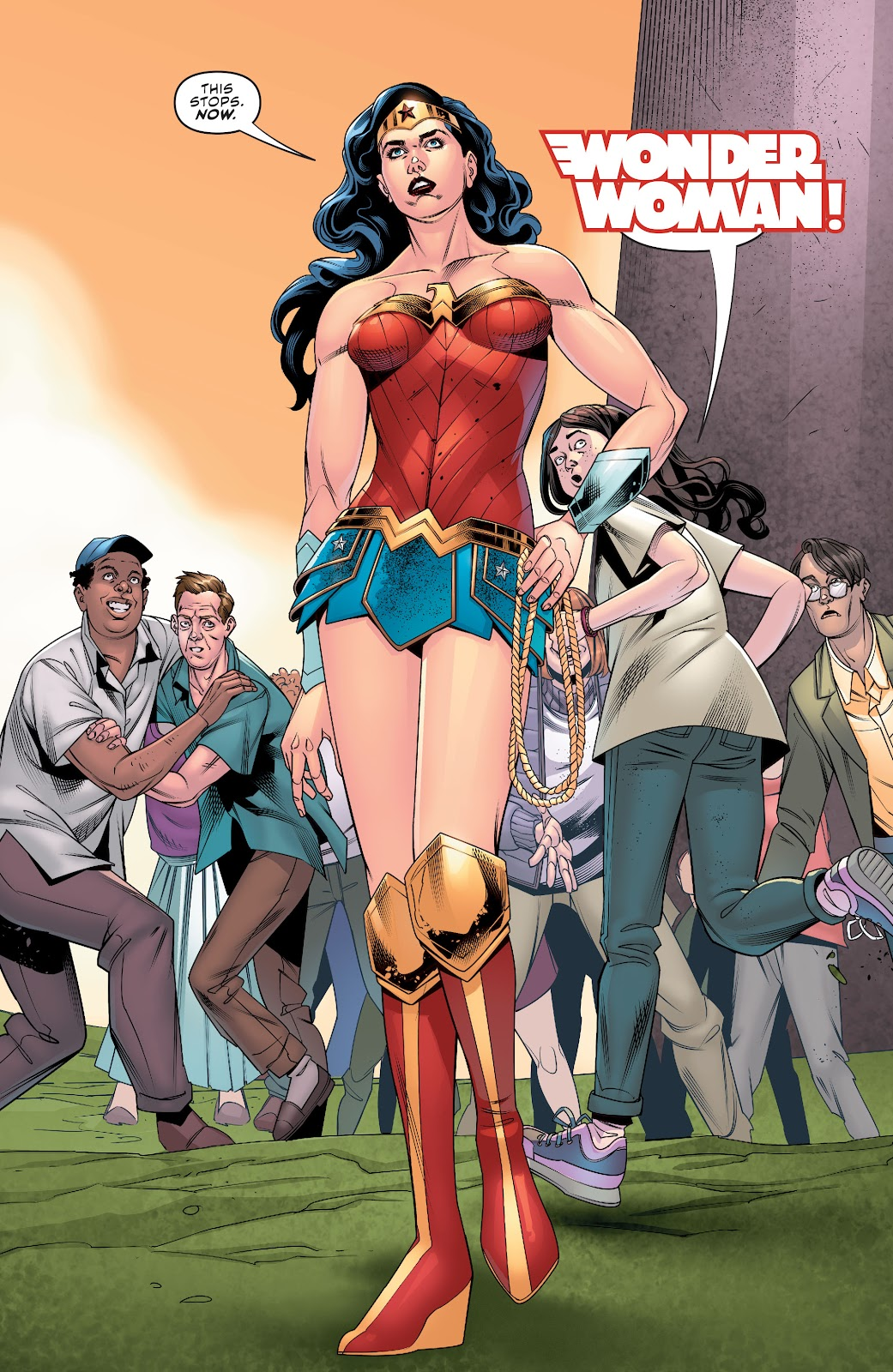 Read online Supergirl (2016) comic -  Issue #38 - 16