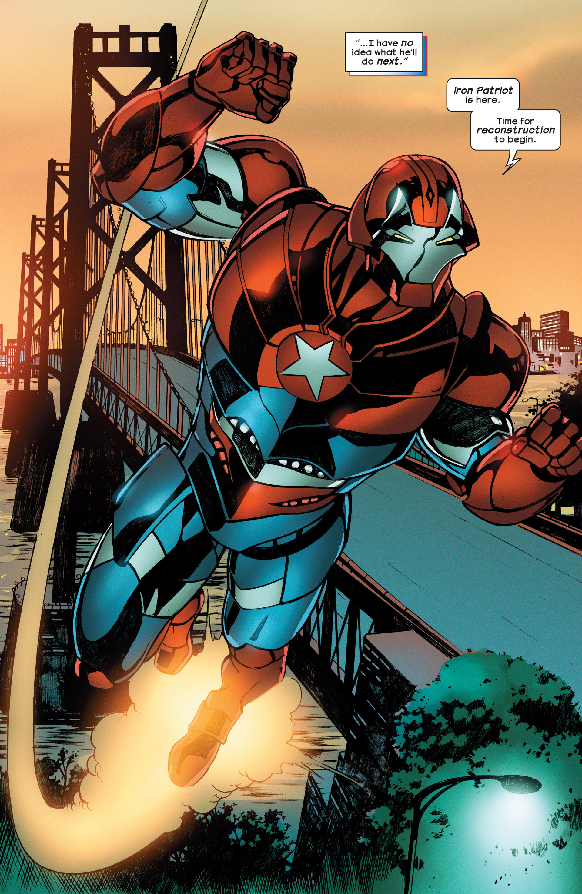 Read online Ultimate Comics Ultimates comic -  Issue #18.1 - 22