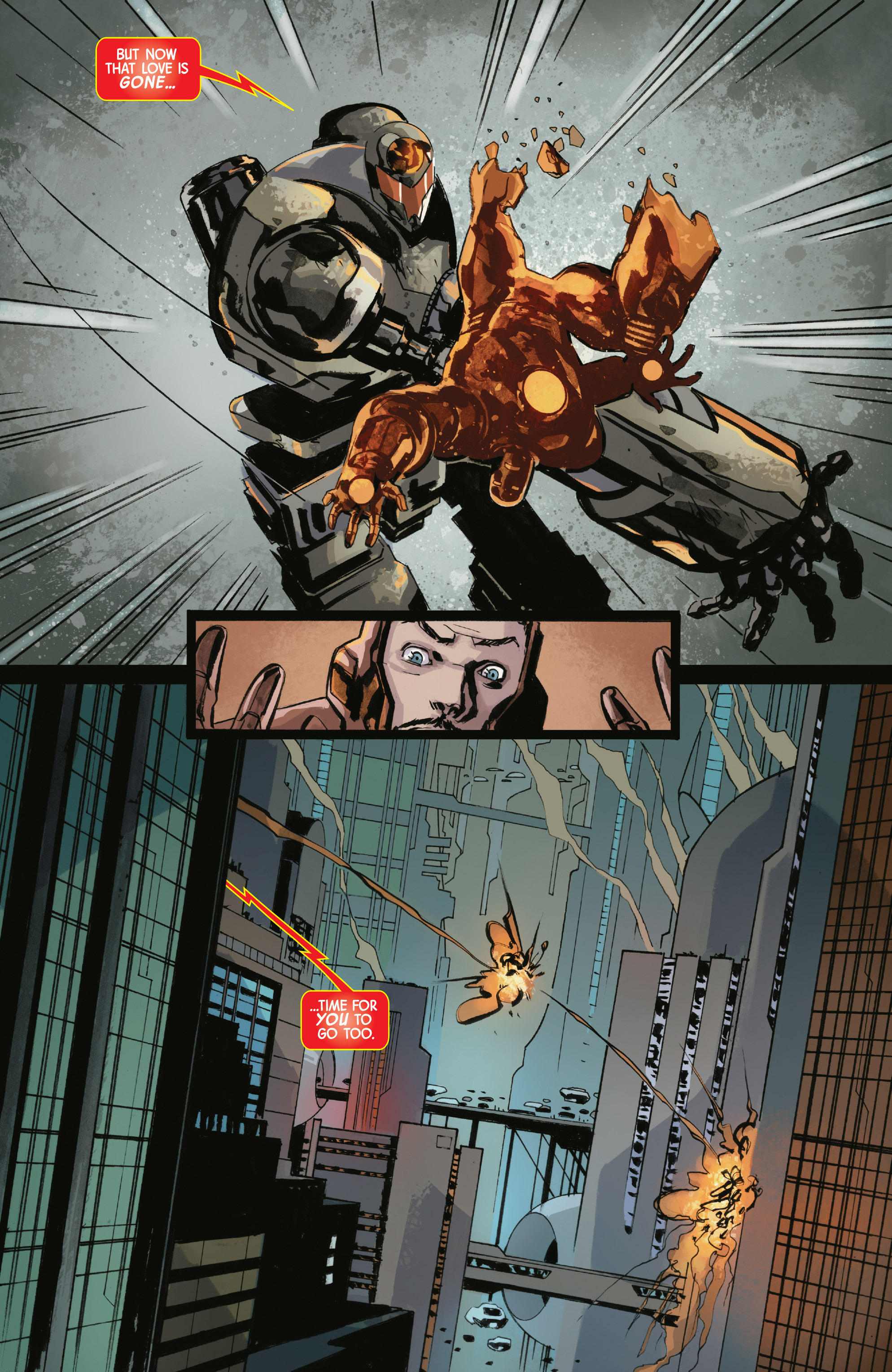 Read online Armor Wars comic -  Issue #5 - 18