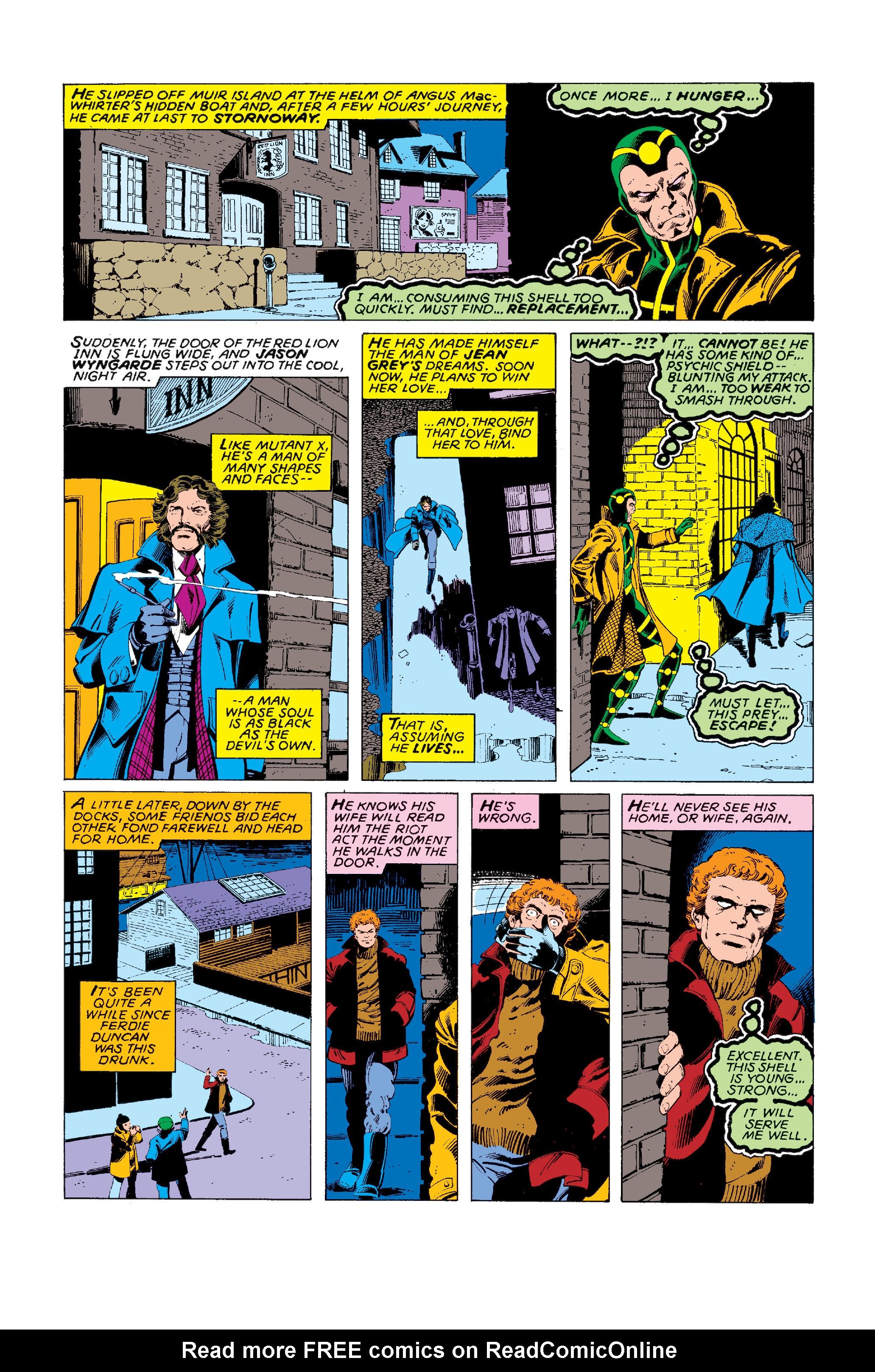 Read online Uncanny X-Men (1963) comic -  Issue #126 - 10