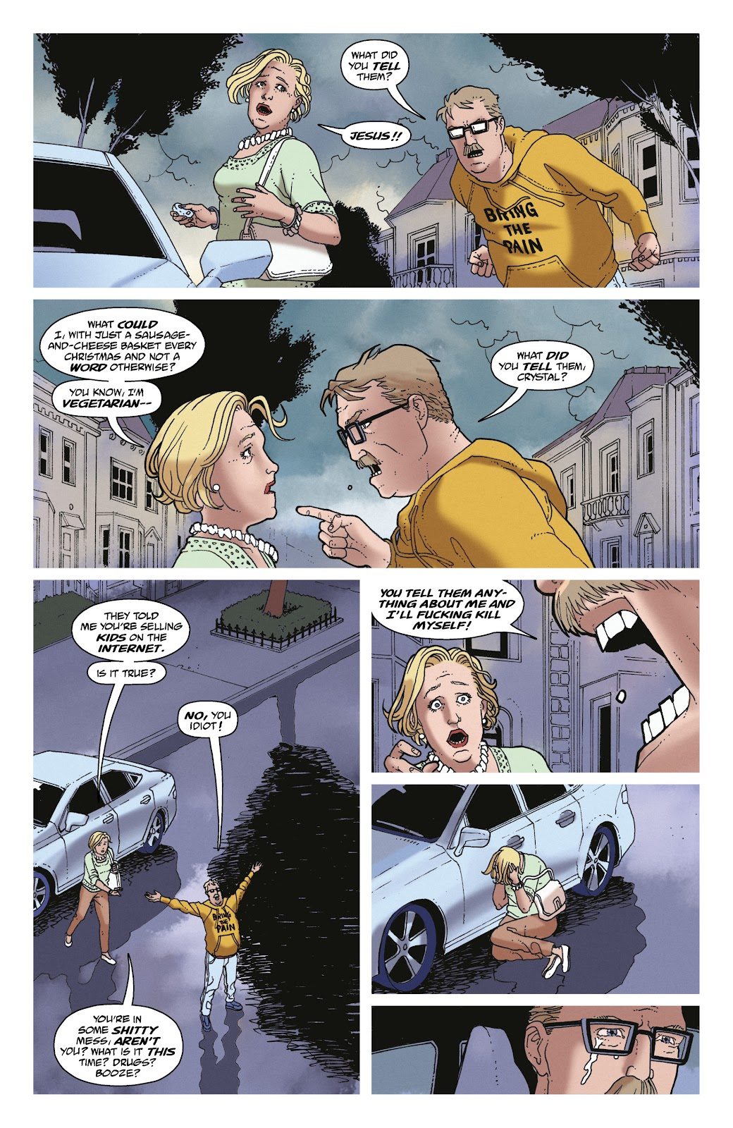 Read online She Could Fly comic -  Issue # _TPB - 68